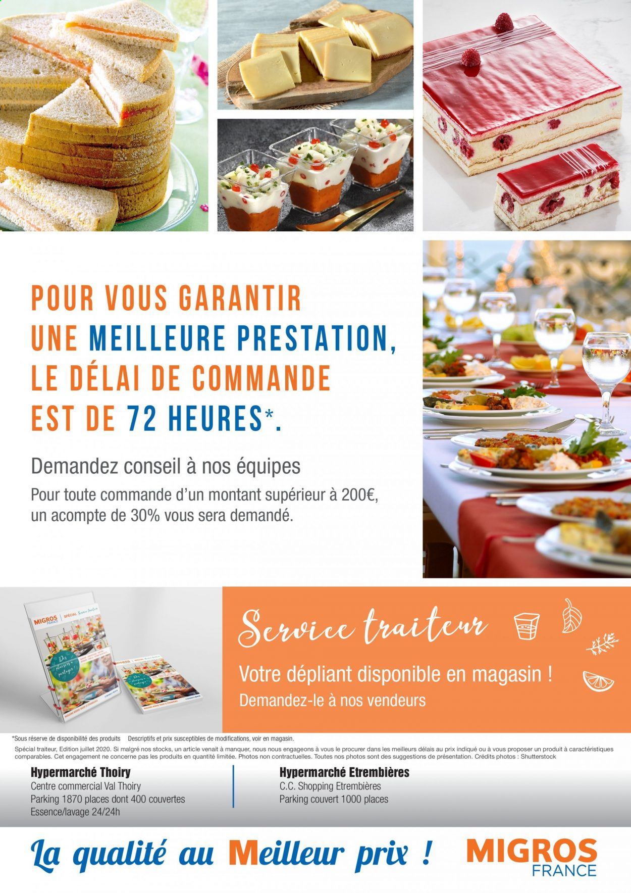 Catalogue Migros France - 01.08.2020 - 26.11.2020. Page 50.