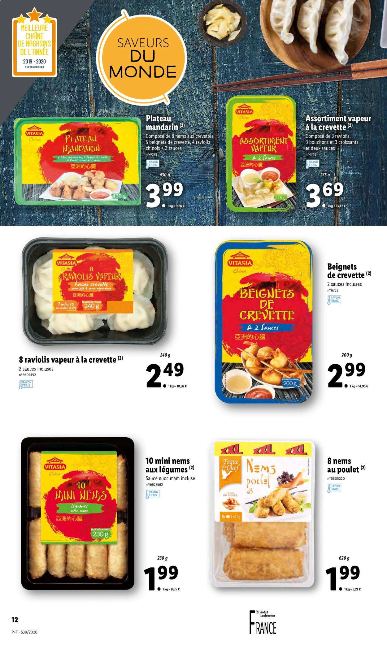 Catalogue Lidl - 16.09.2020 - 22.09.2020. Page 12.