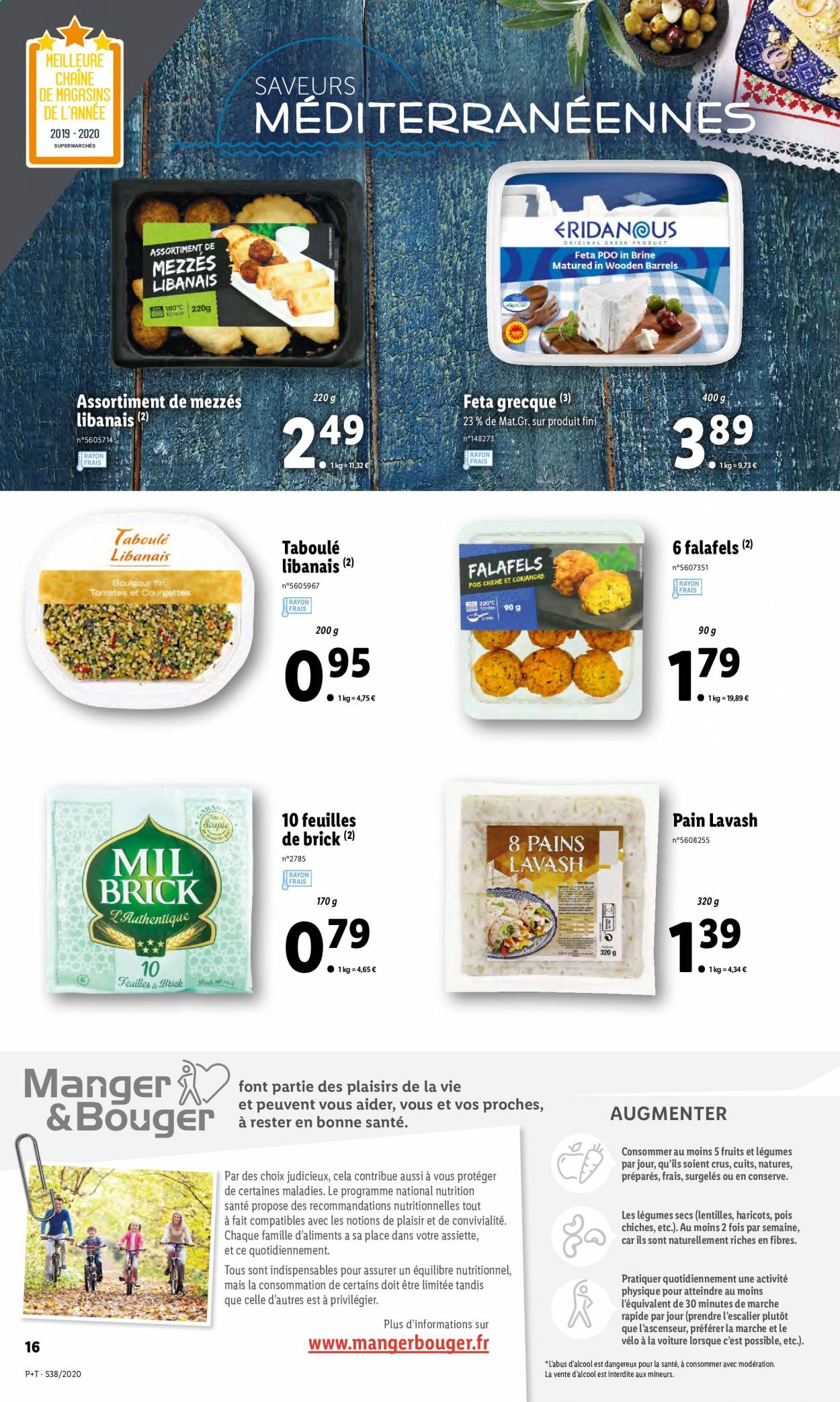 Catalogue Lidl - 16.09.2020 - 22.09.2020. Page 16.