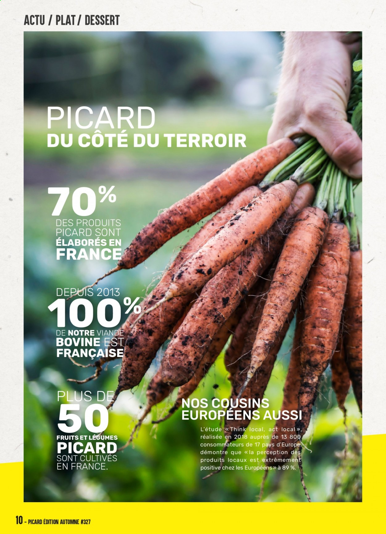 Catalogue Picard - 14.09.2020 - 15.11.2020. Page 10.