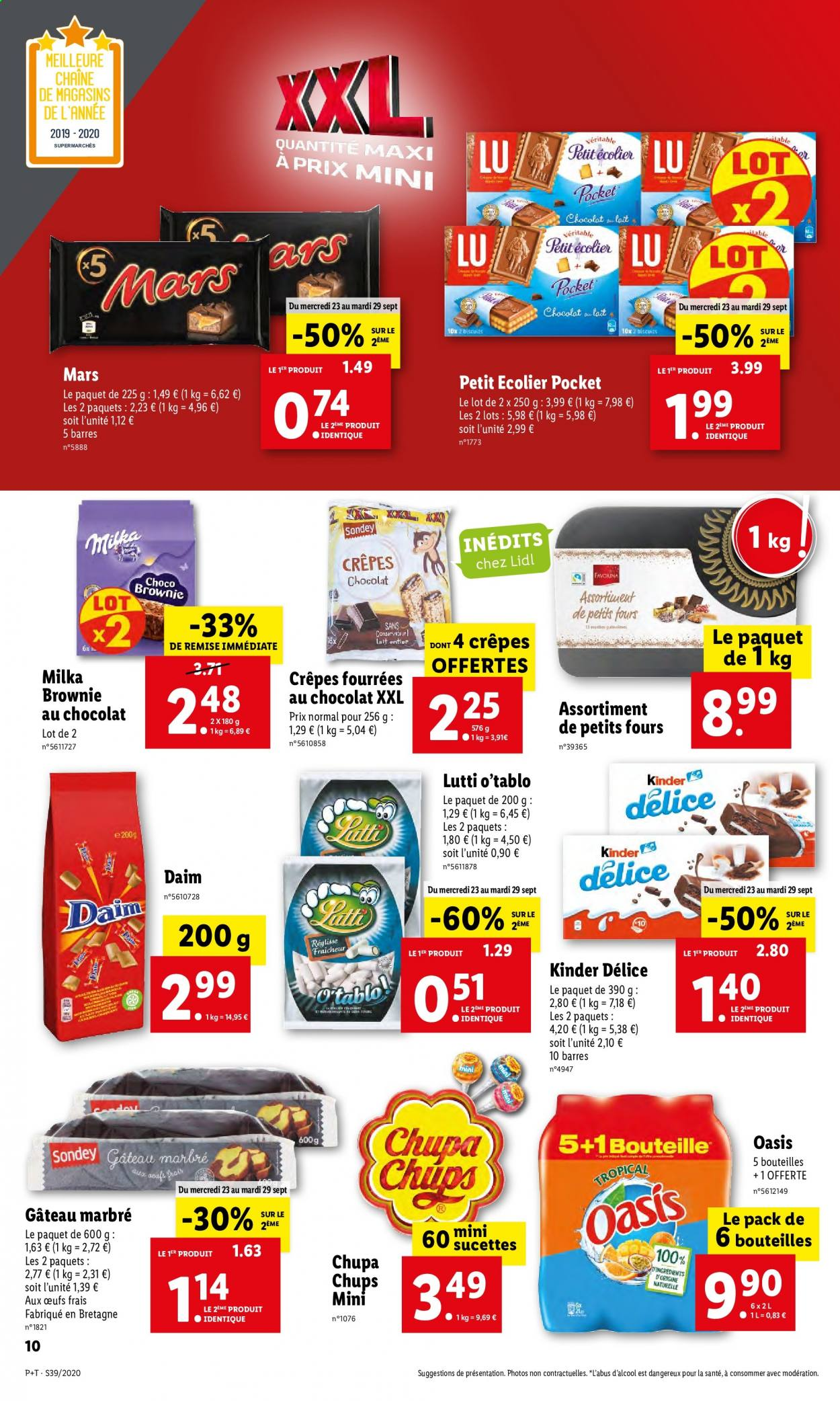 Catalogue Lidl - 23.09.2020 - 29.09.2020. Page 10.