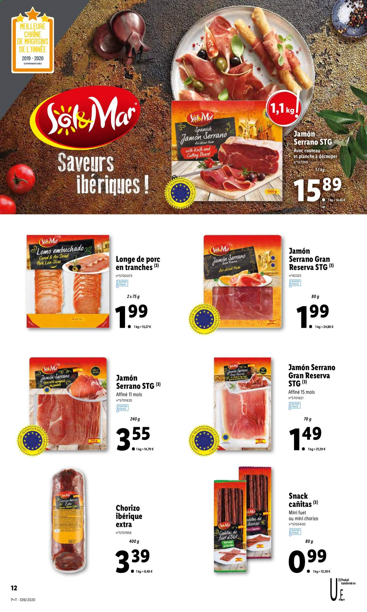 Catalogue Lidl - 23.09.2020 - 29.09.2020. Page 12.
