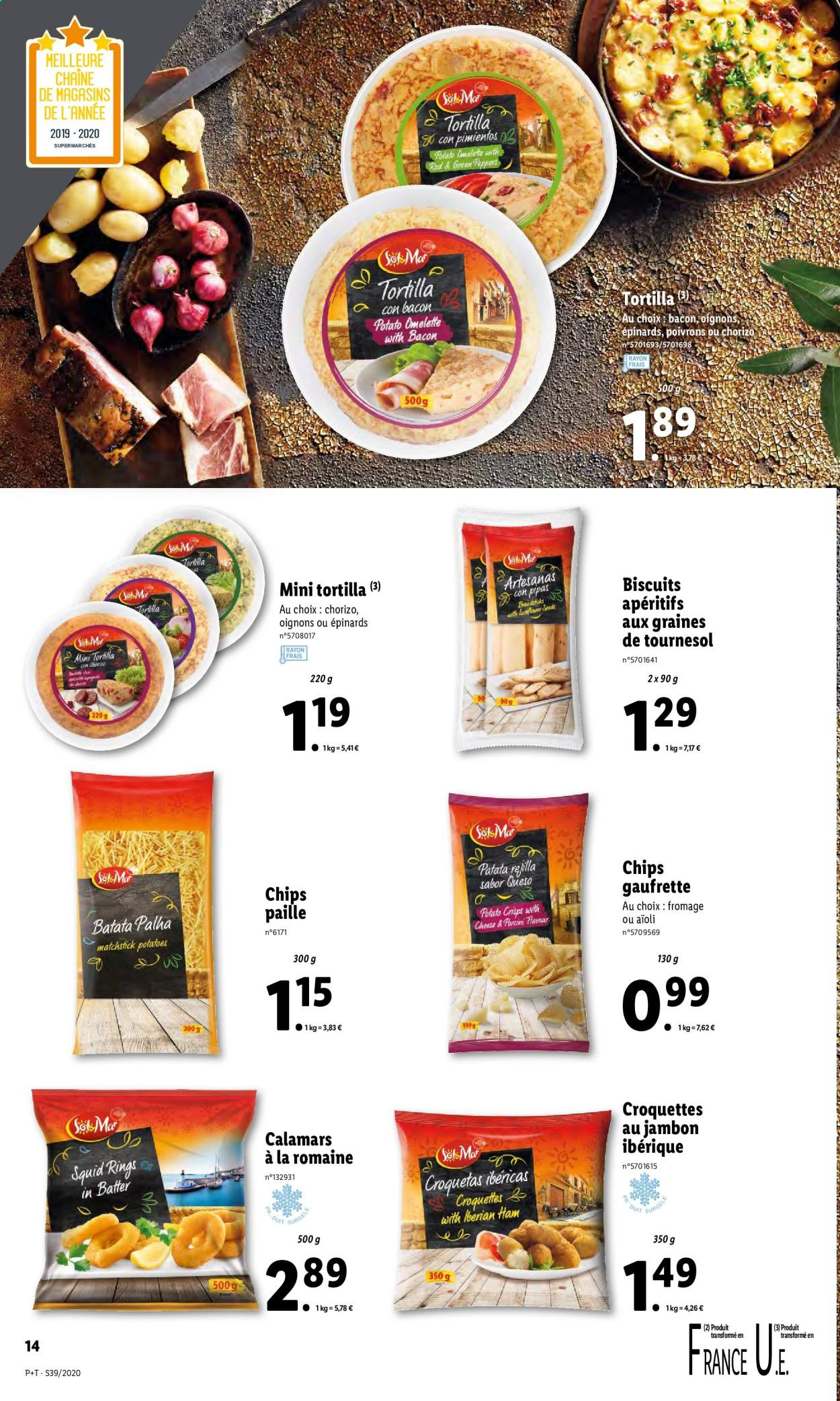Catalogue Lidl - 23.09.2020 - 29.09.2020. Page 14.