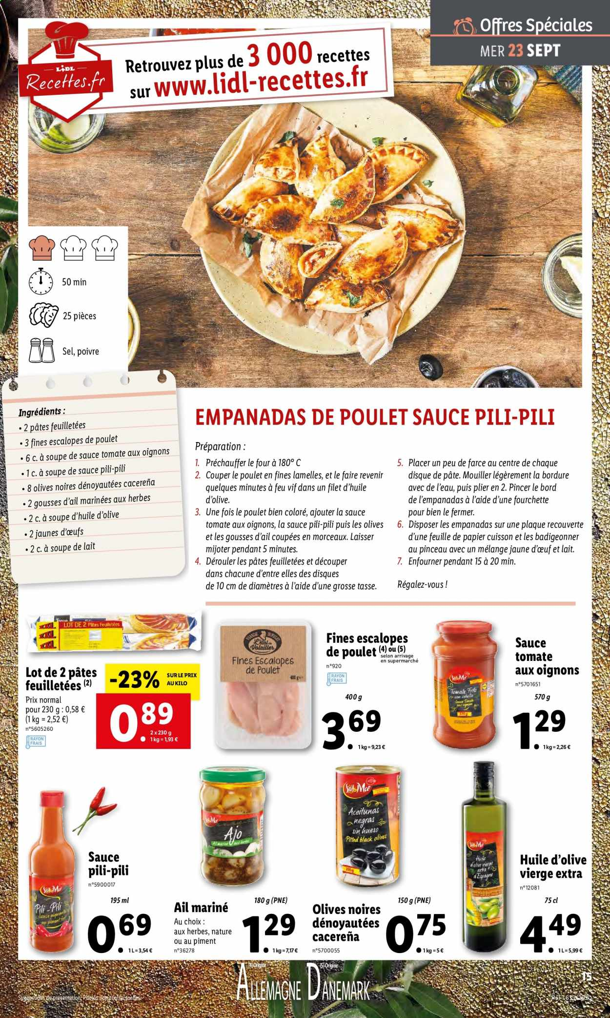 Catalogue Lidl - 23.09.2020 - 29.09.2020. Page 15.