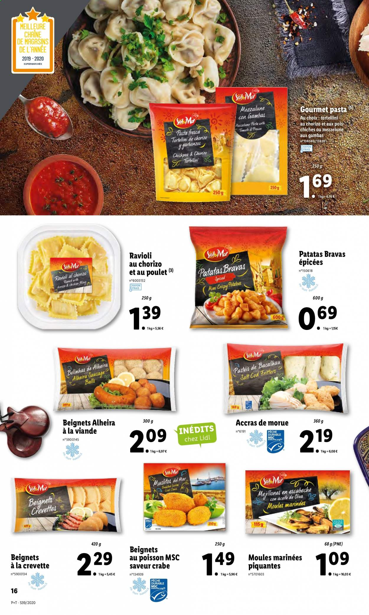 Catalogue Lidl - 23.09.2020 - 29.09.2020. Page 16.