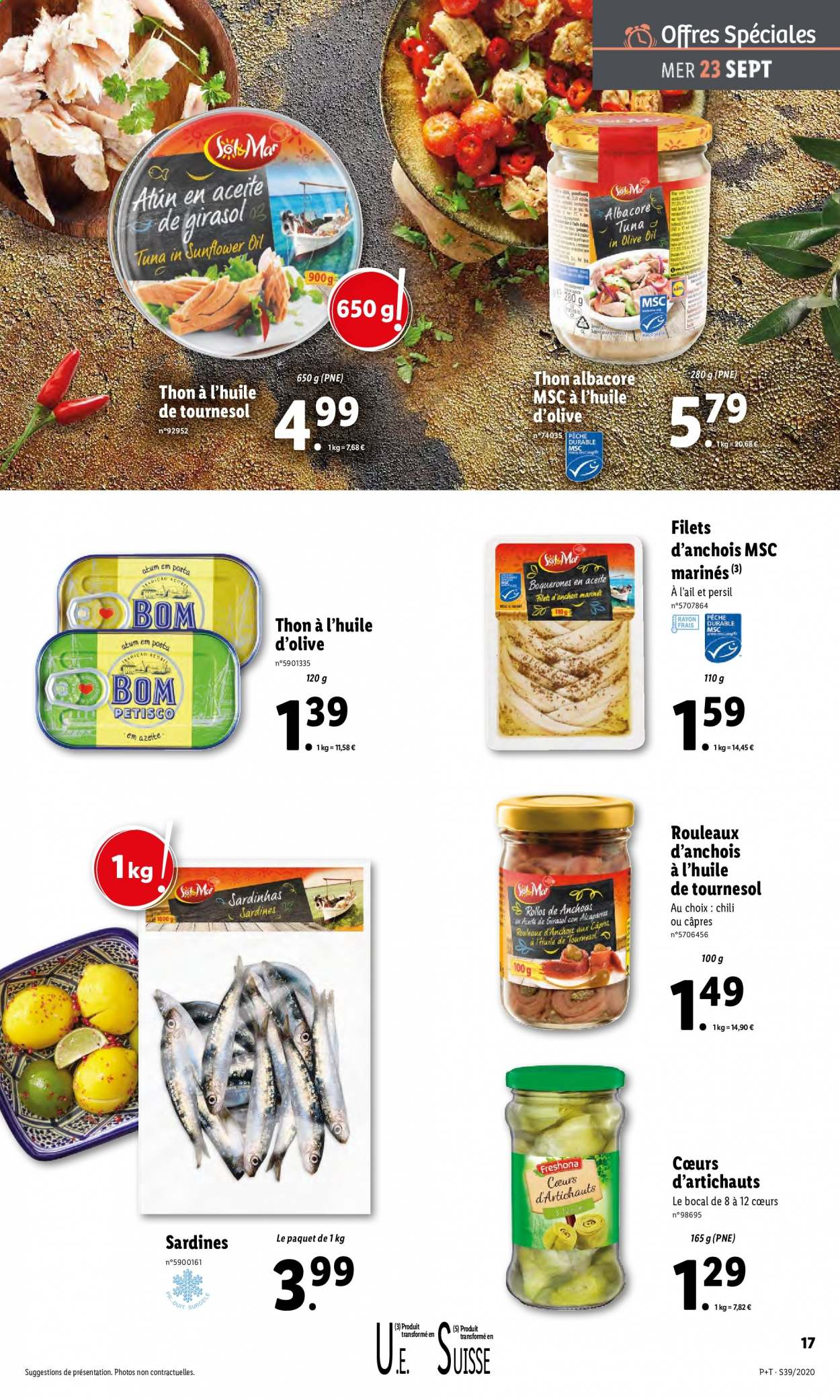 Catalogue Lidl - 23.09.2020 - 29.09.2020. Page 17.