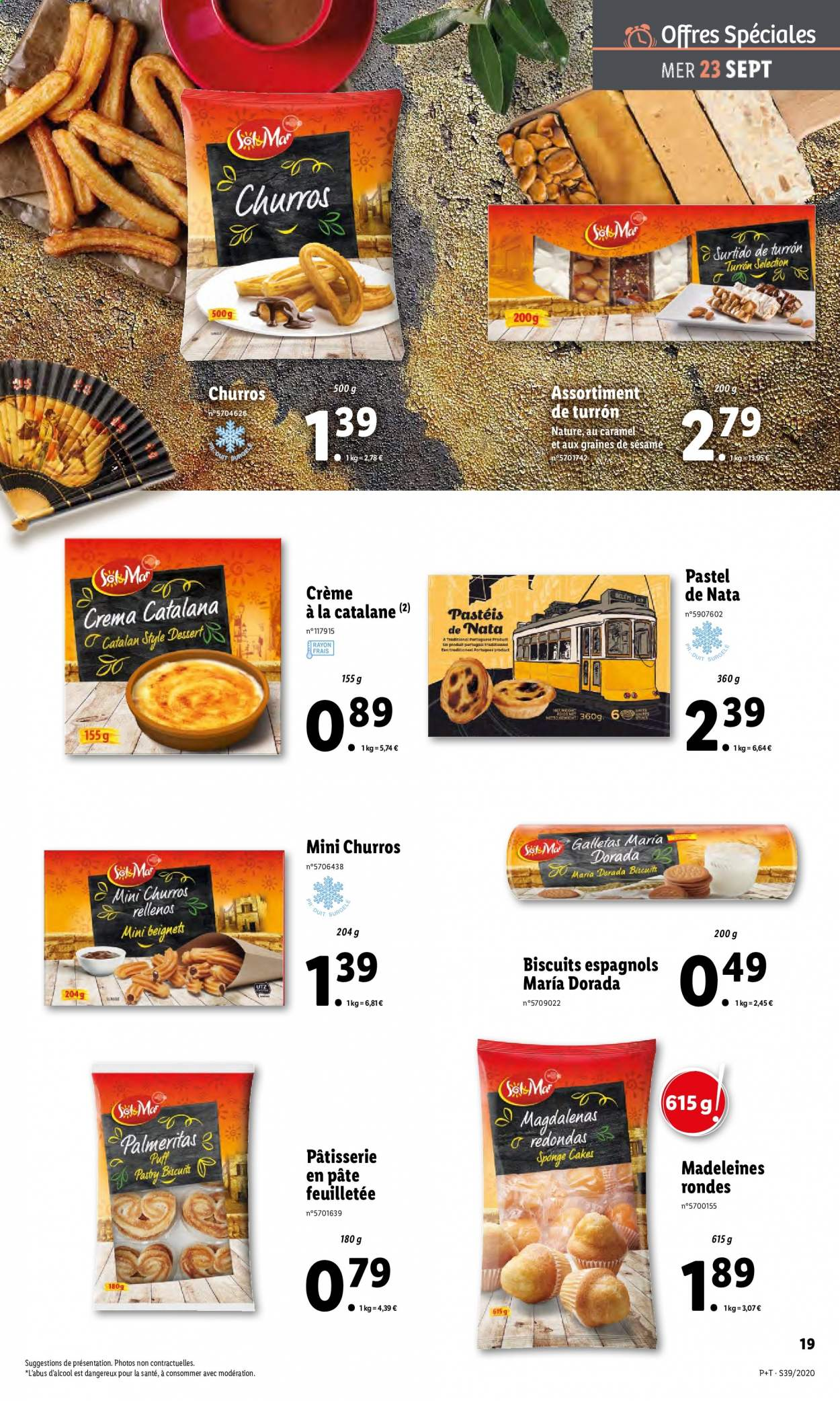 Catalogue Lidl - 23.09.2020 - 29.09.2020. Page 19.