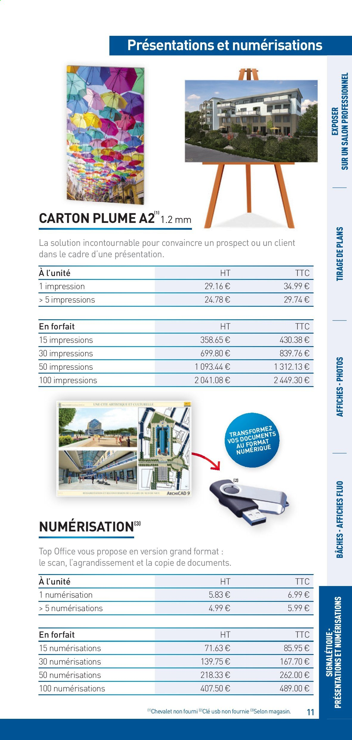 Catalogue Top Office - 16.09.2020 - 31.03.2021. Page 11.
