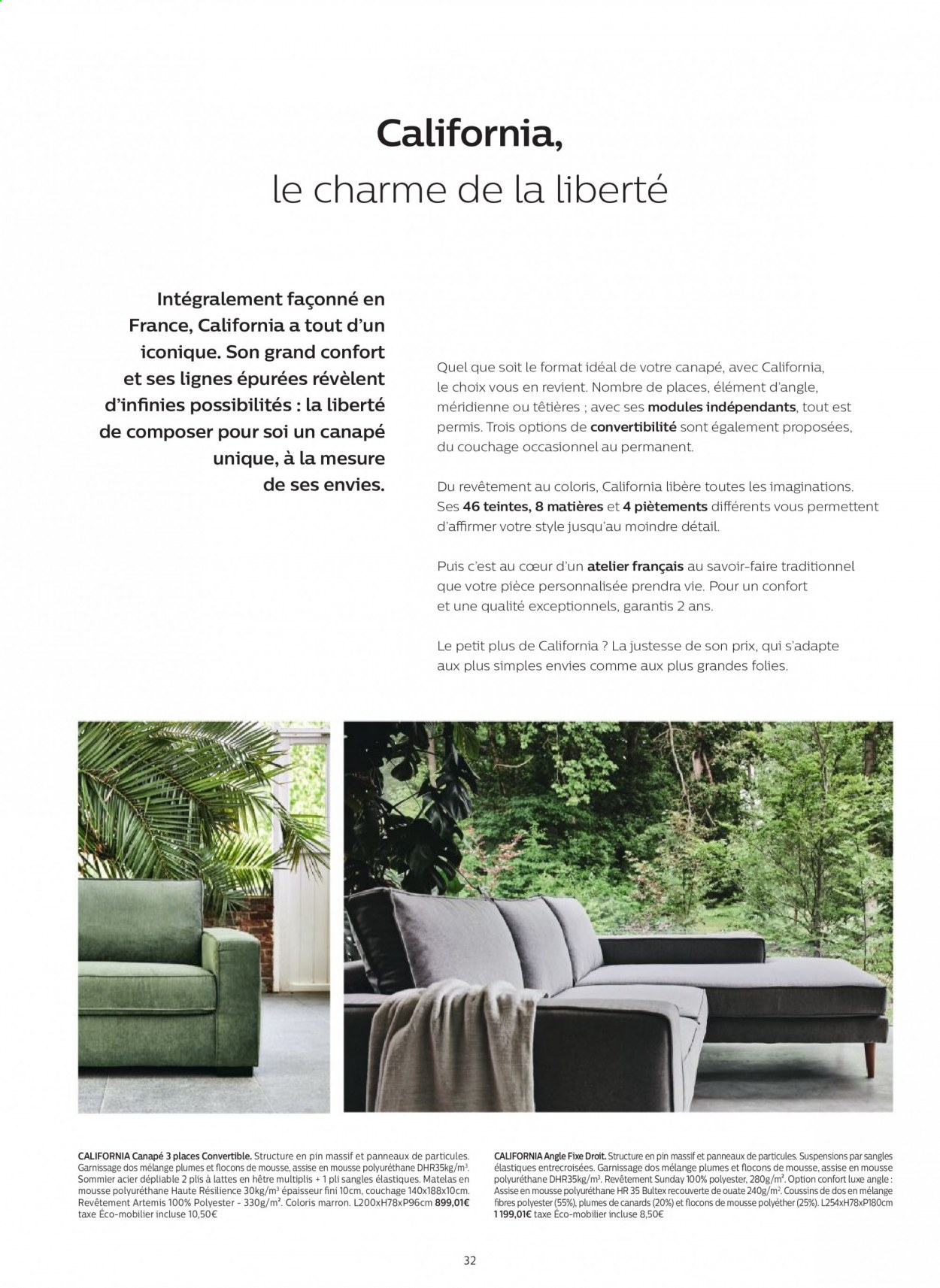 Catalogue alinea - 24.09.2020 - 30.11.2020. Page 32.