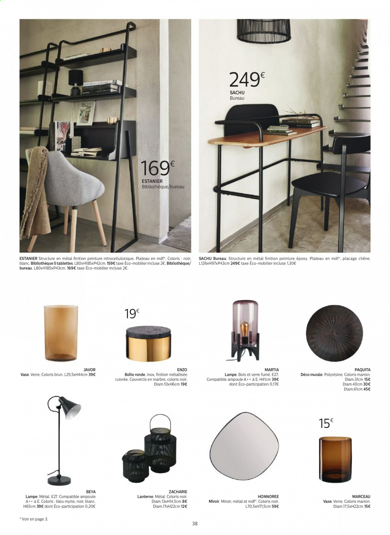 Catalogue alinea - 24.09.2020 - 30.11.2020. Page 38.
