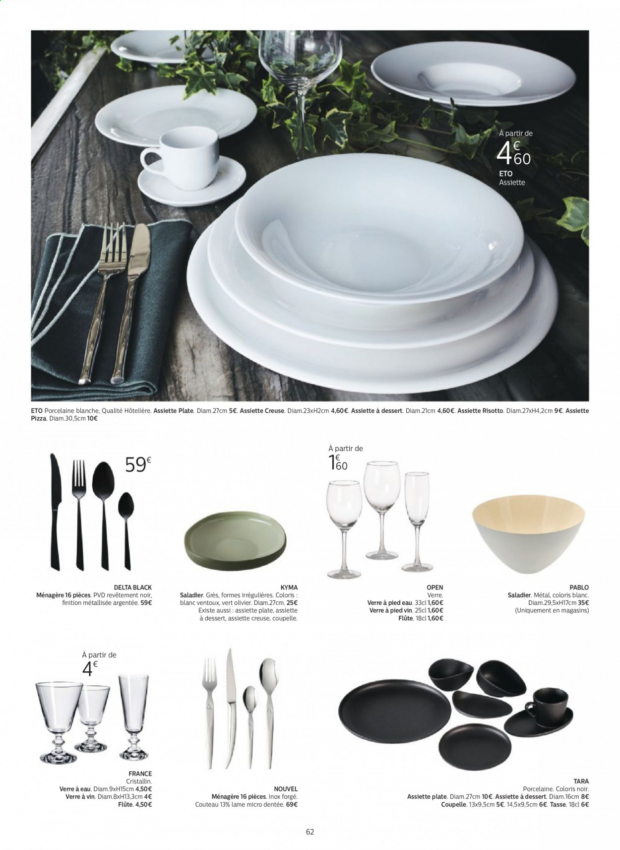 Catalogue alinea - 24.09.2020 - 30.11.2020. Page 62.