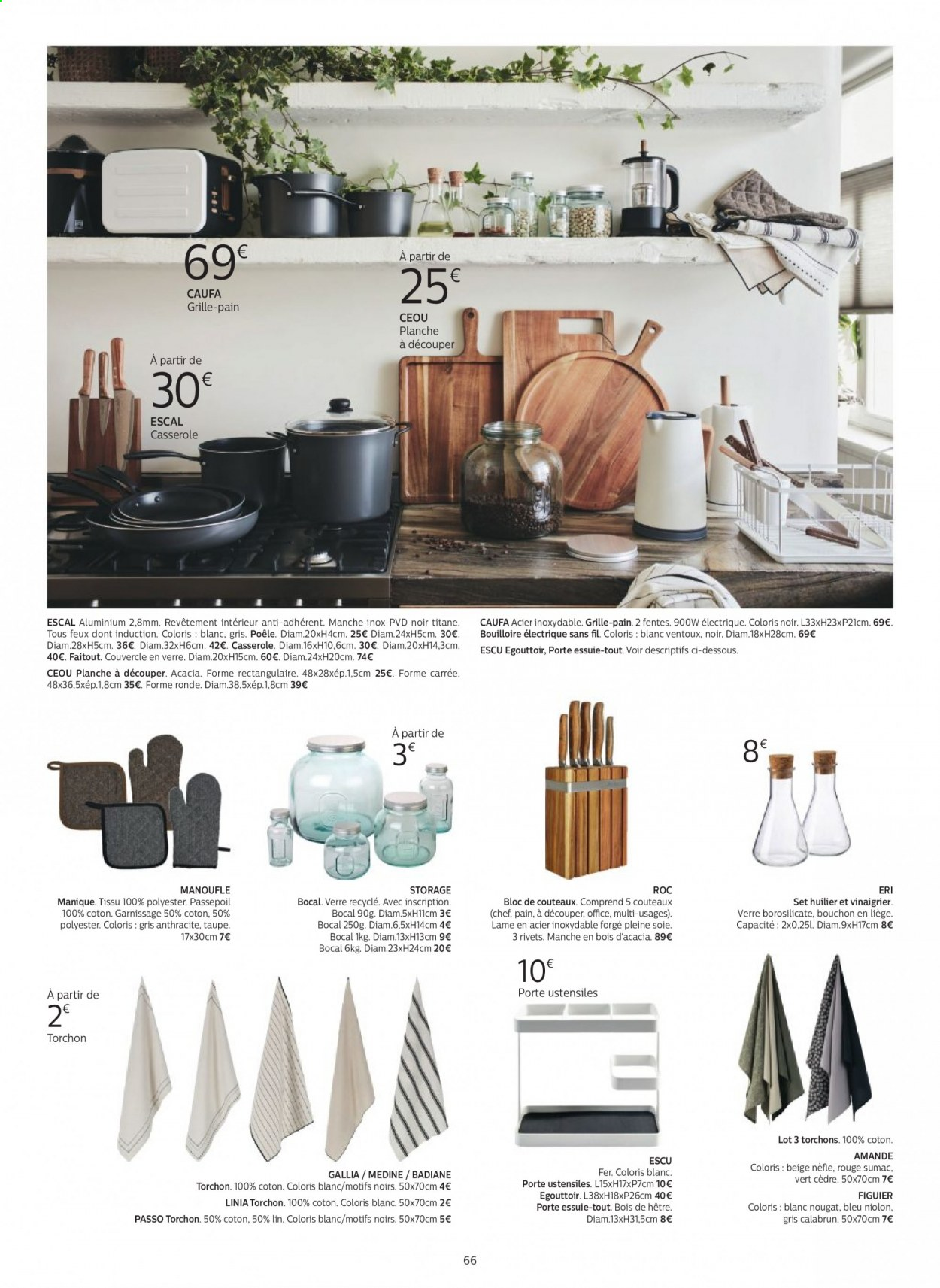 Catalogue alinea - 24.09.2020 - 30.11.2020. Page 66.