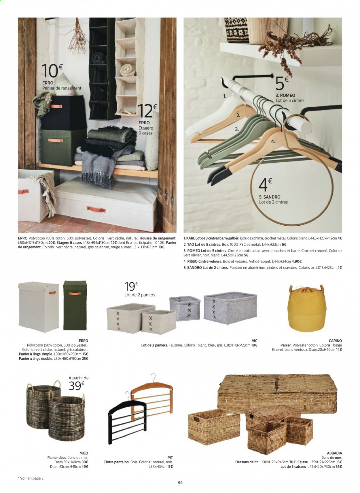 Catalogue alinea - 24.09.2020 - 30.11.2020. Page 84.