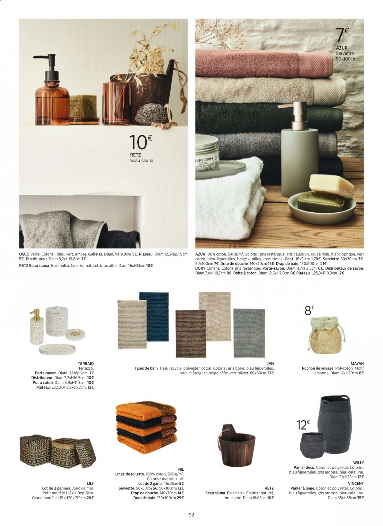 Catalogue alinea - 24.09.2020 - 30.11.2020. Page 92.