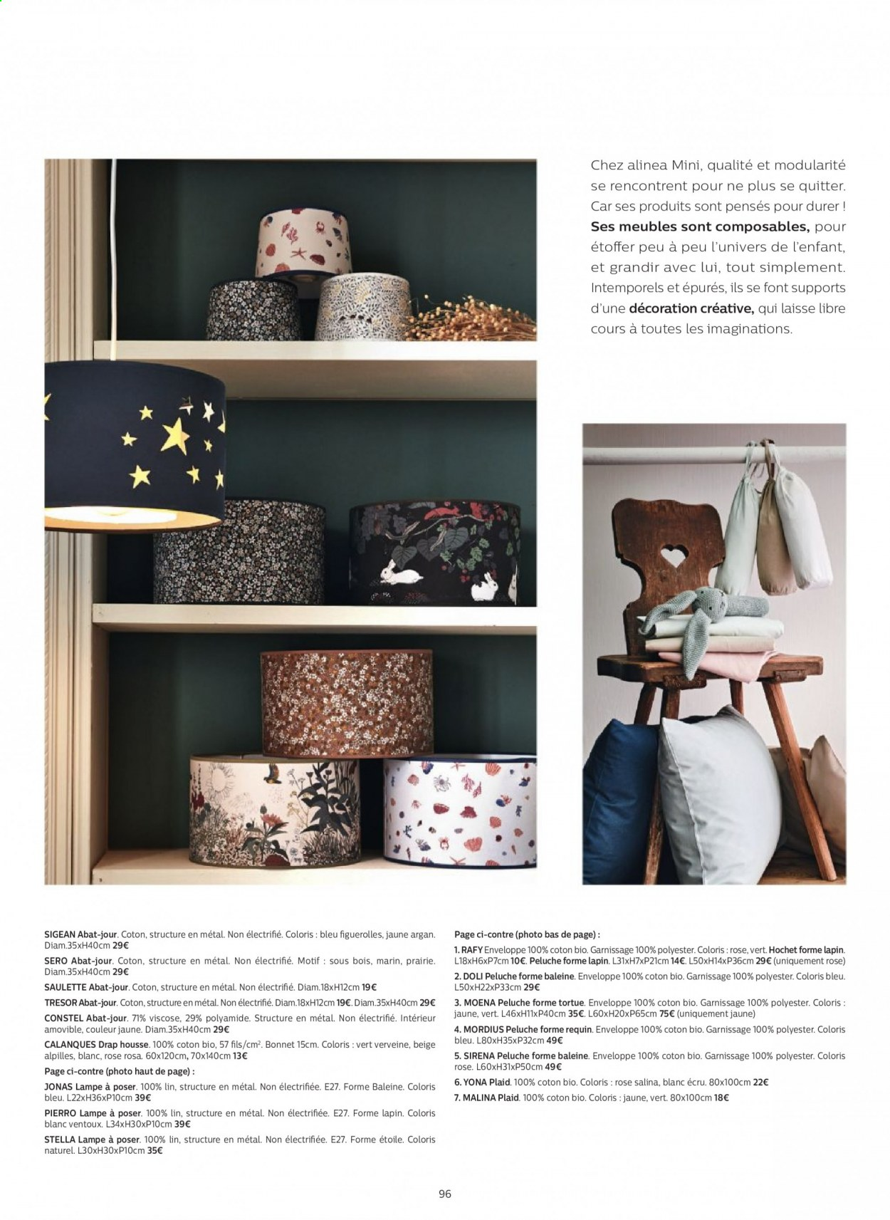 Catalogue alinea - 24.09.2020 - 30.11.2020. Page 96.