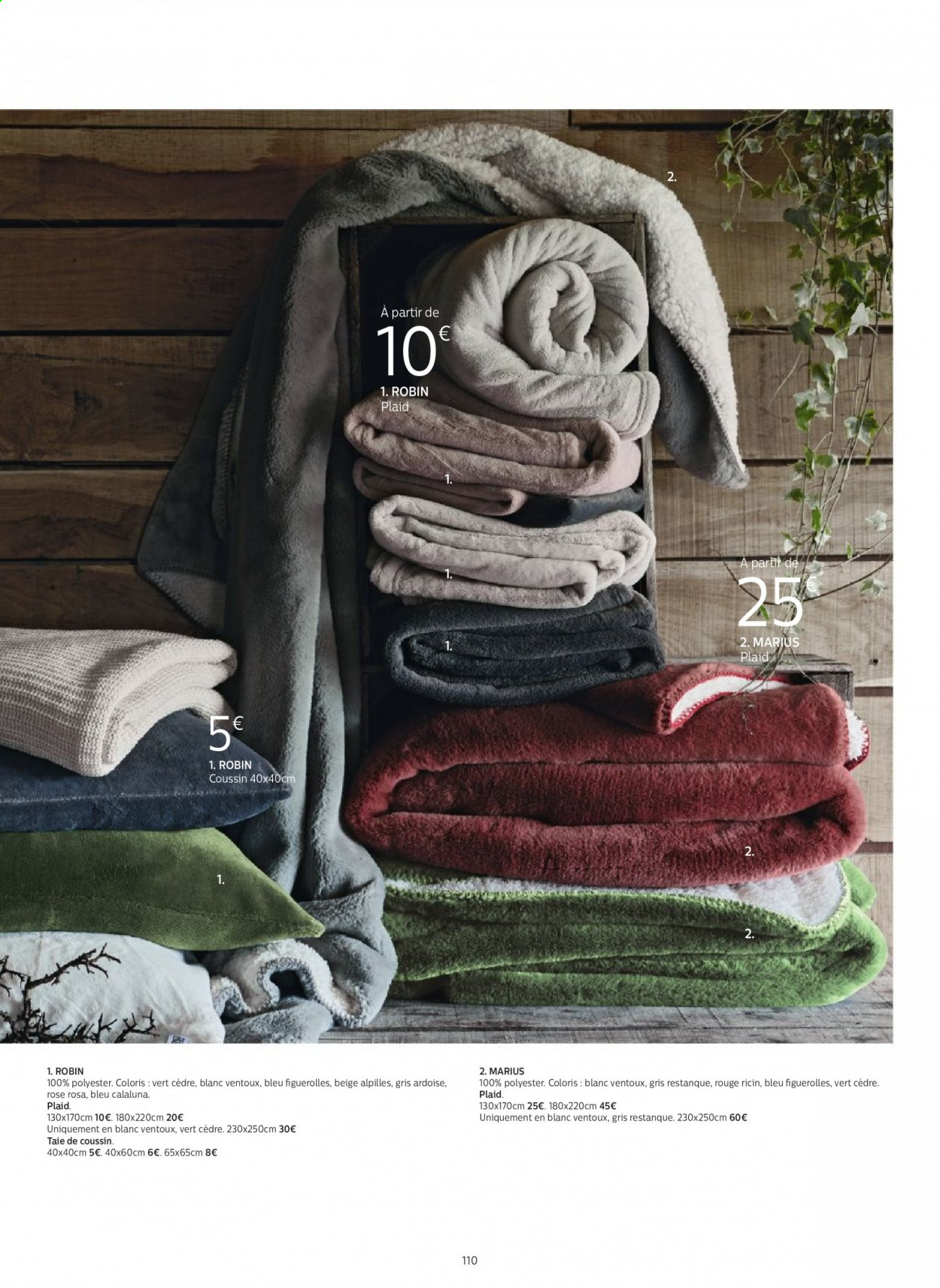 Catalogue alinea - 24.09.2020 - 30.11.2020. Page 110.