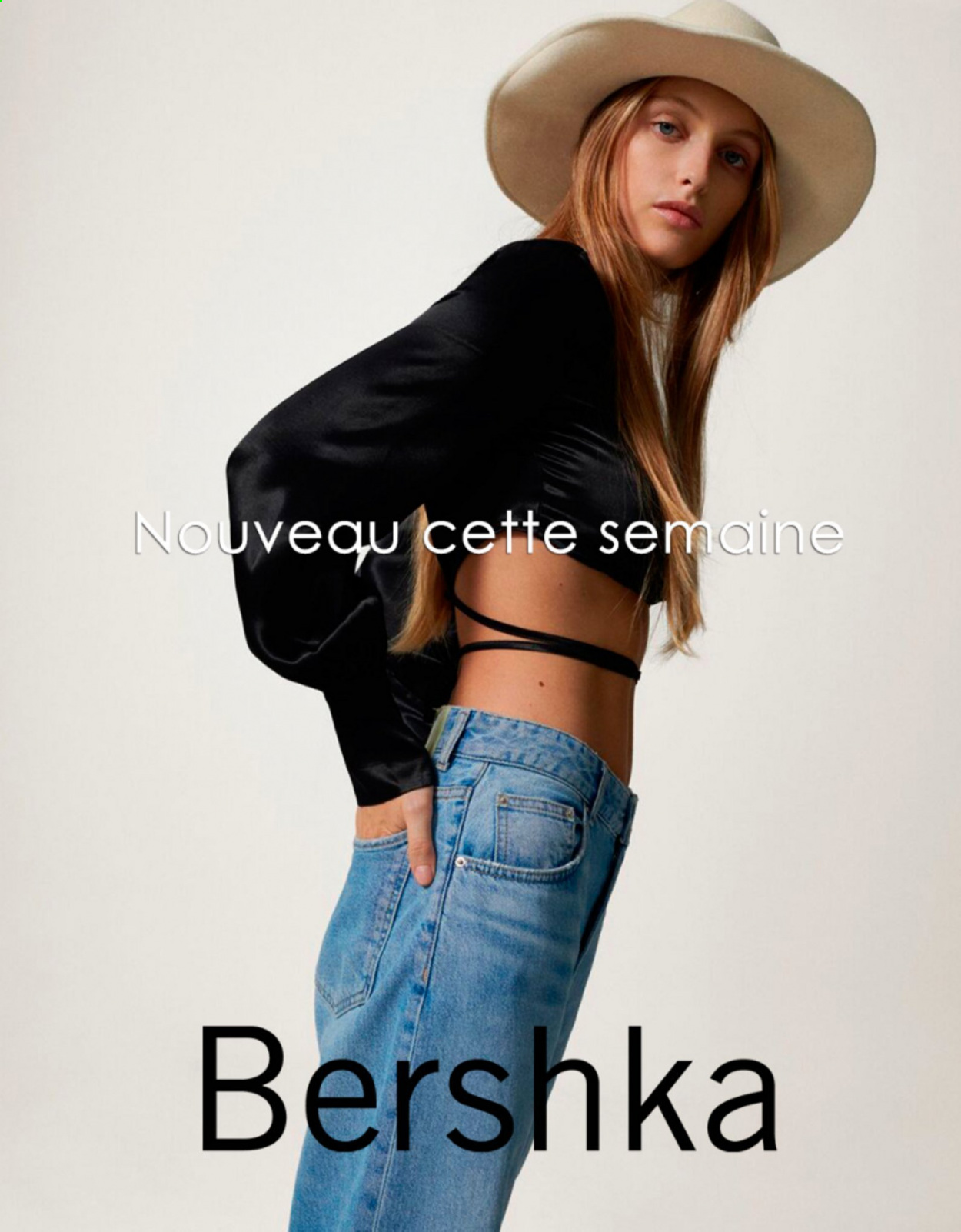 Catalogue Bershka. Page 1.