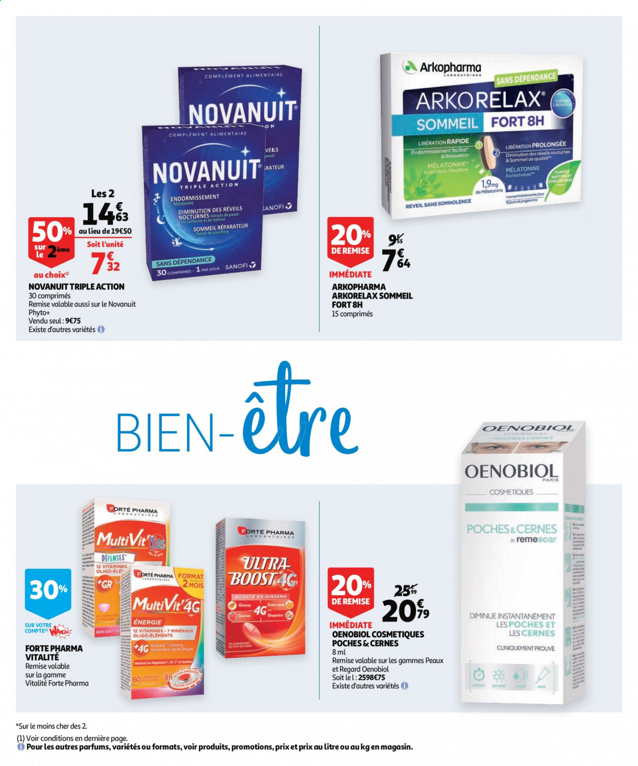 Catalogue Auchan - 07.10.2020 - 27.10.2020. Page 6.