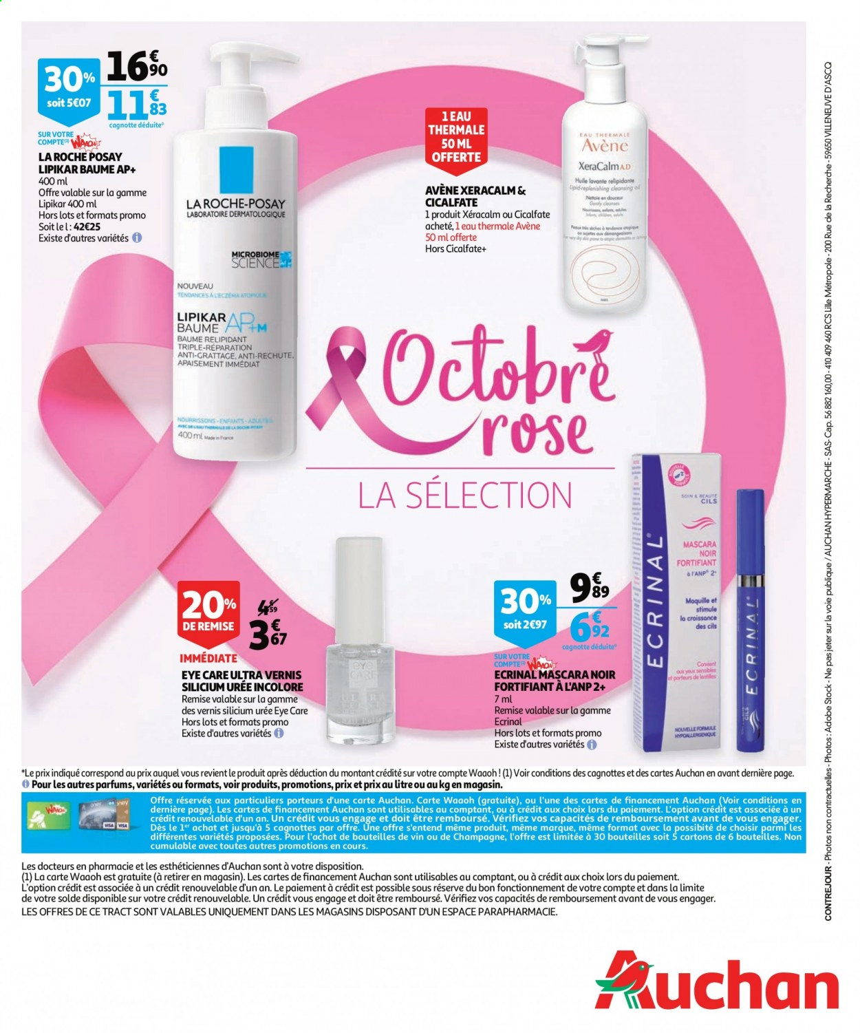 Catalogue Auchan - 07.10.2020 - 27.10.2020. Page 8.