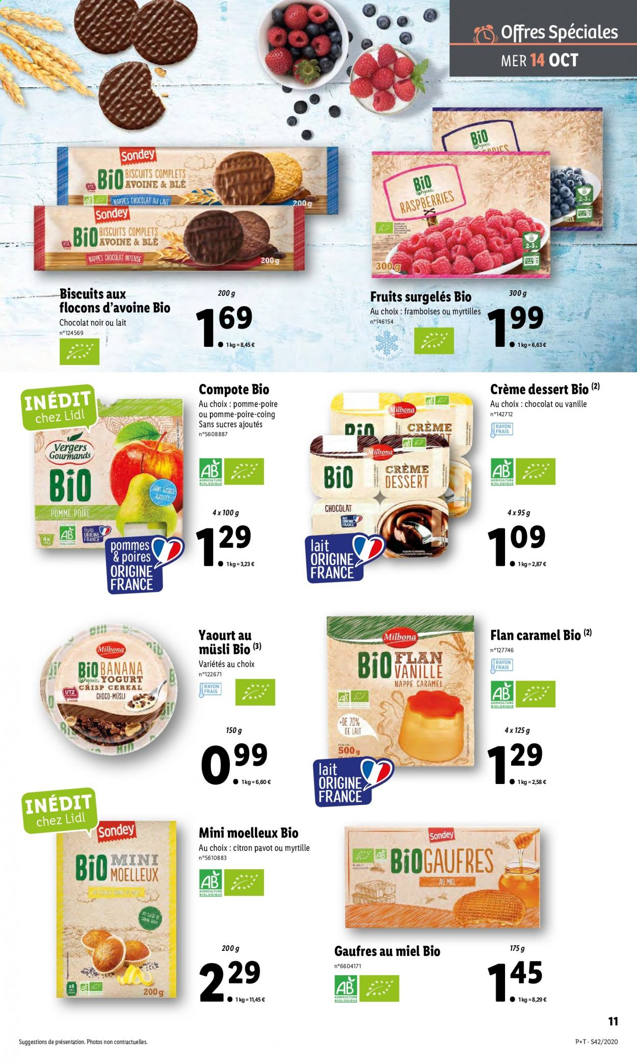 Catalogue Lidl - 14.10.2020 - 20.10.2020. Page 11.