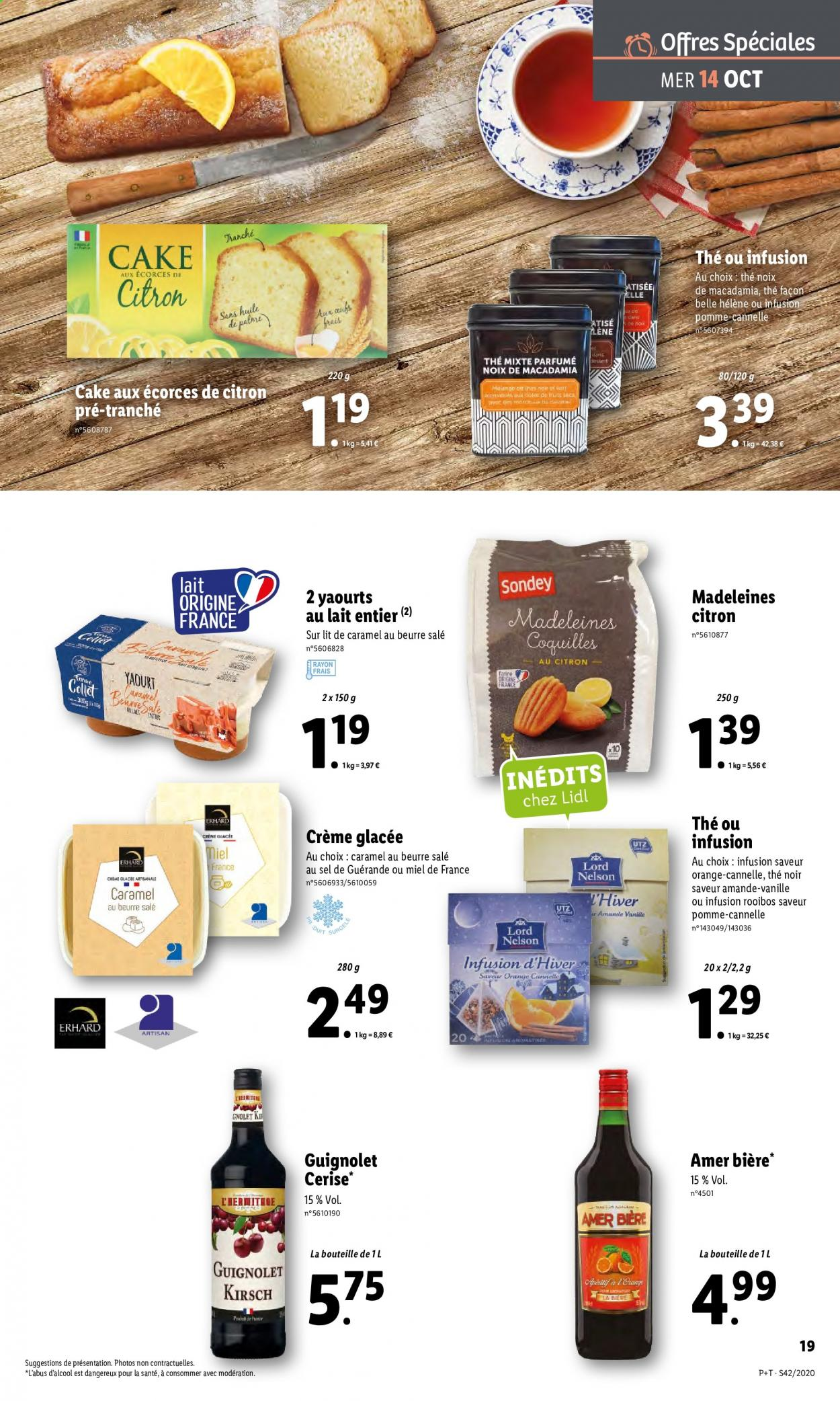 Catalogue Lidl - 14.10.2020 - 20.10.2020. Page 19.