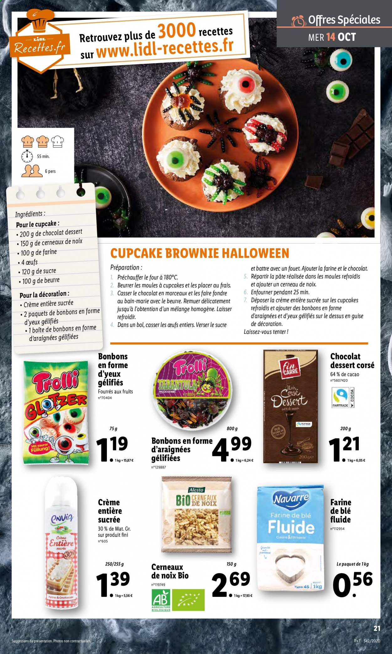 Catalogue Lidl - 14.10.2020 - 20.10.2020. Page 21.