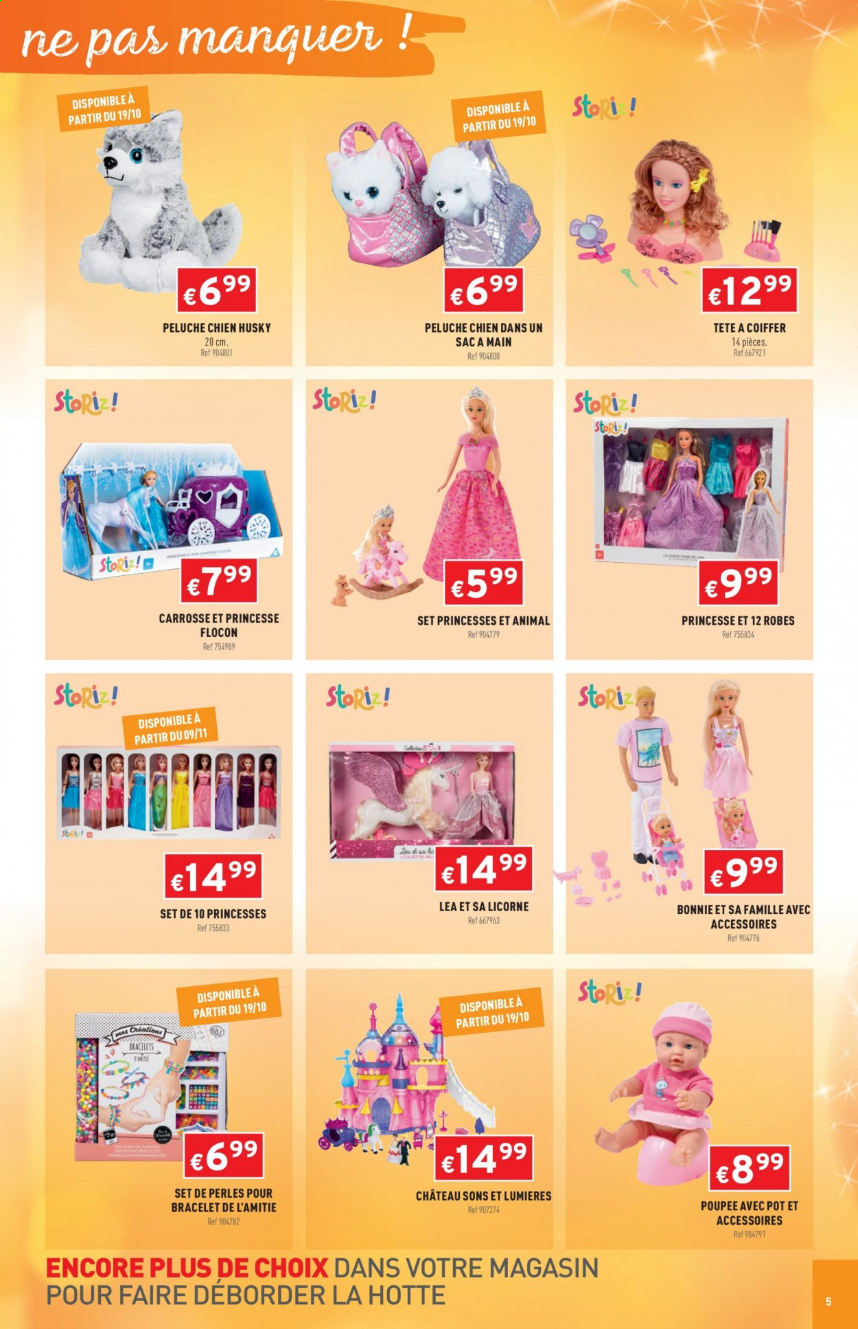 Catalogue Trafic - 12.10.2020 - 06.12.2020. Page 5.