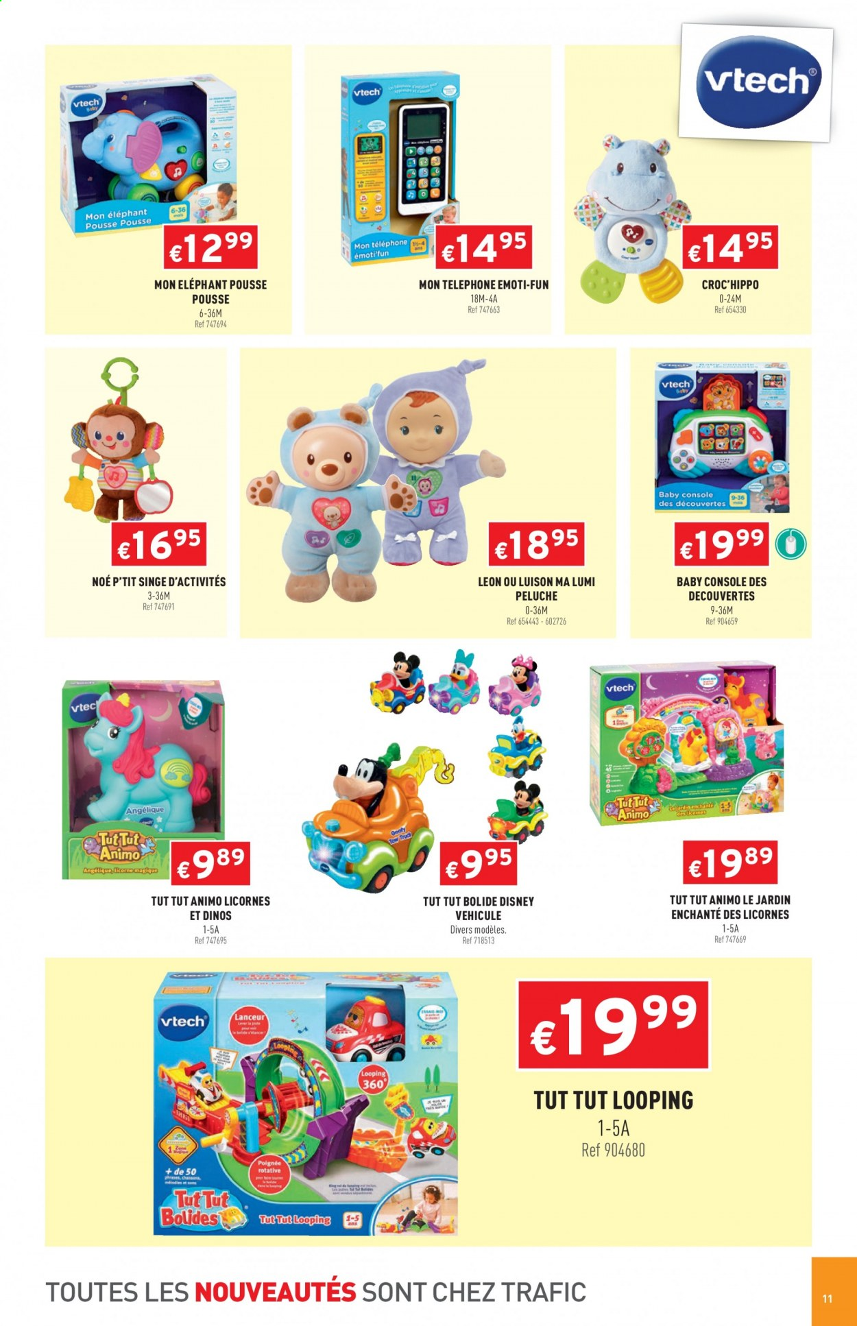 Catalogue Trafic - 12.10.2020 - 06.12.2020. Page 11.