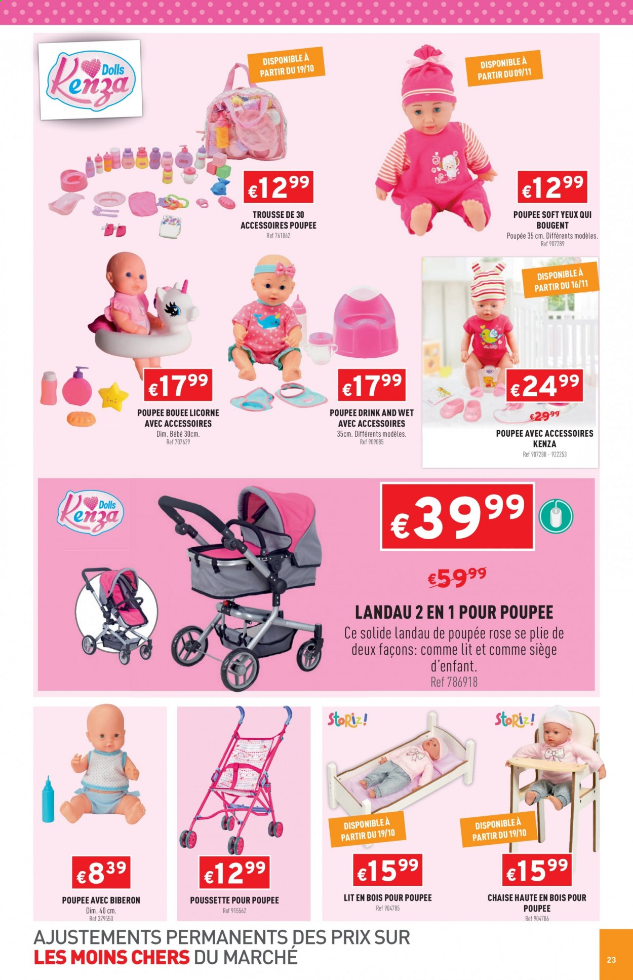 Catalogue Trafic - 12.10.2020 - 06.12.2020. Page 23.