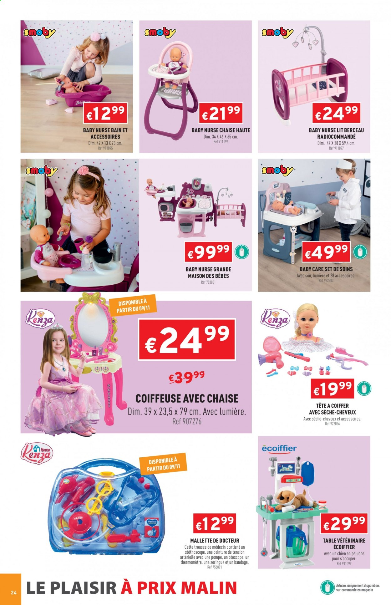 Catalogue Trafic - 12.10.2020 - 06.12.2020. Page 24.