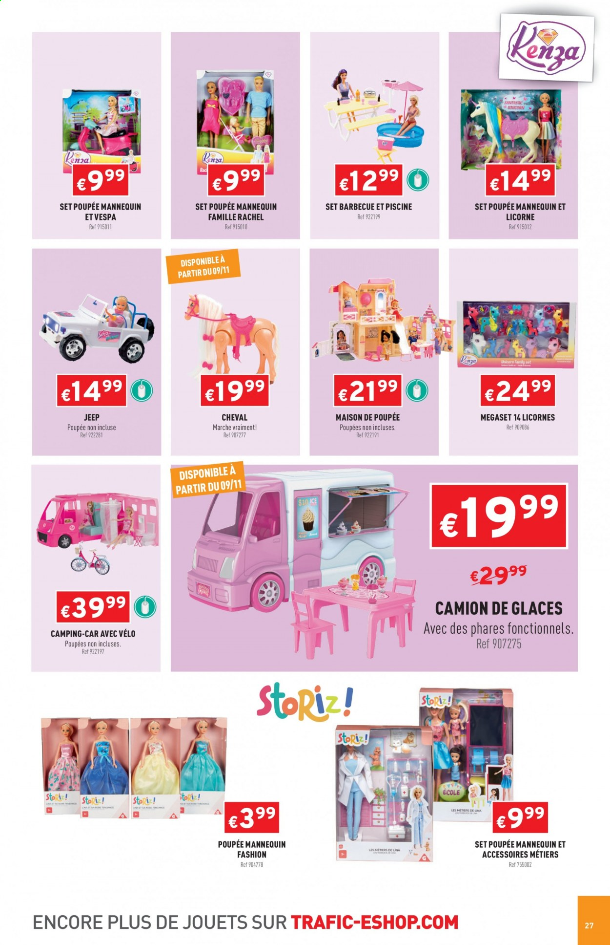 Catalogue Trafic - 12.10.2020 - 06.12.2020. Page 28.