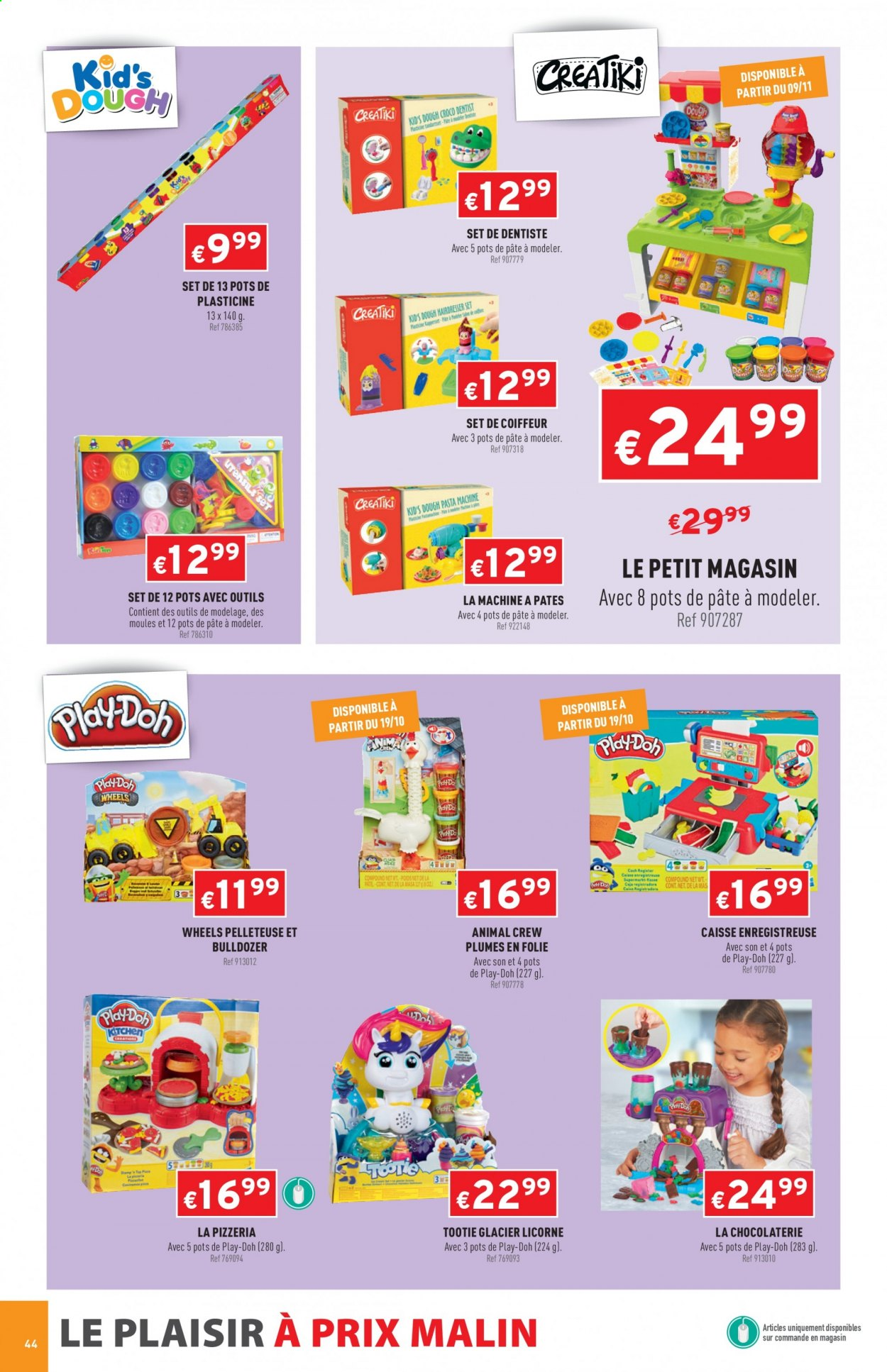 Catalogue Trafic - 12.10.2020 - 06.12.2020. Page 45.