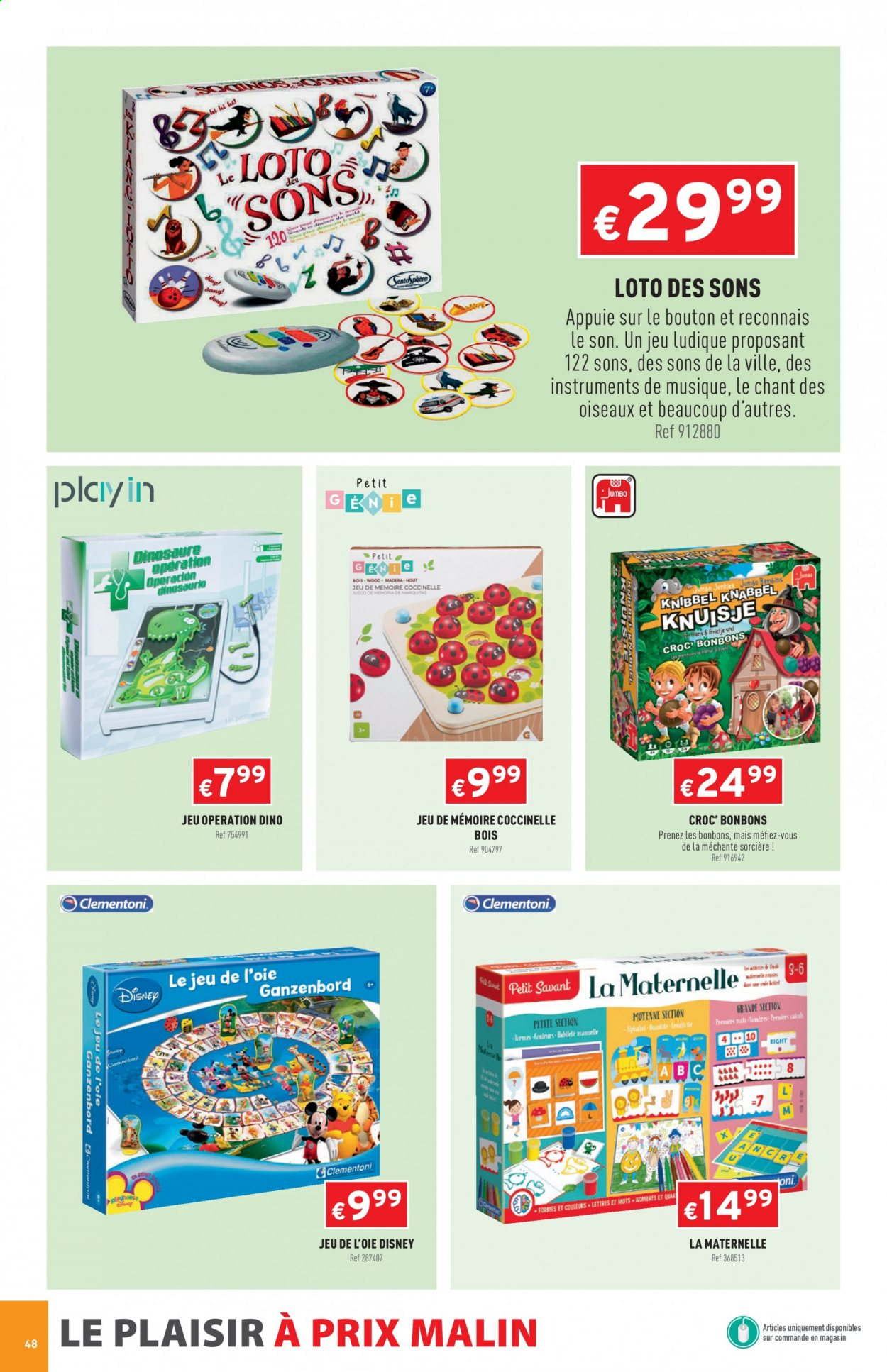 Catalogue Trafic - 12.10.2020 - 06.12.2020. Page 49.