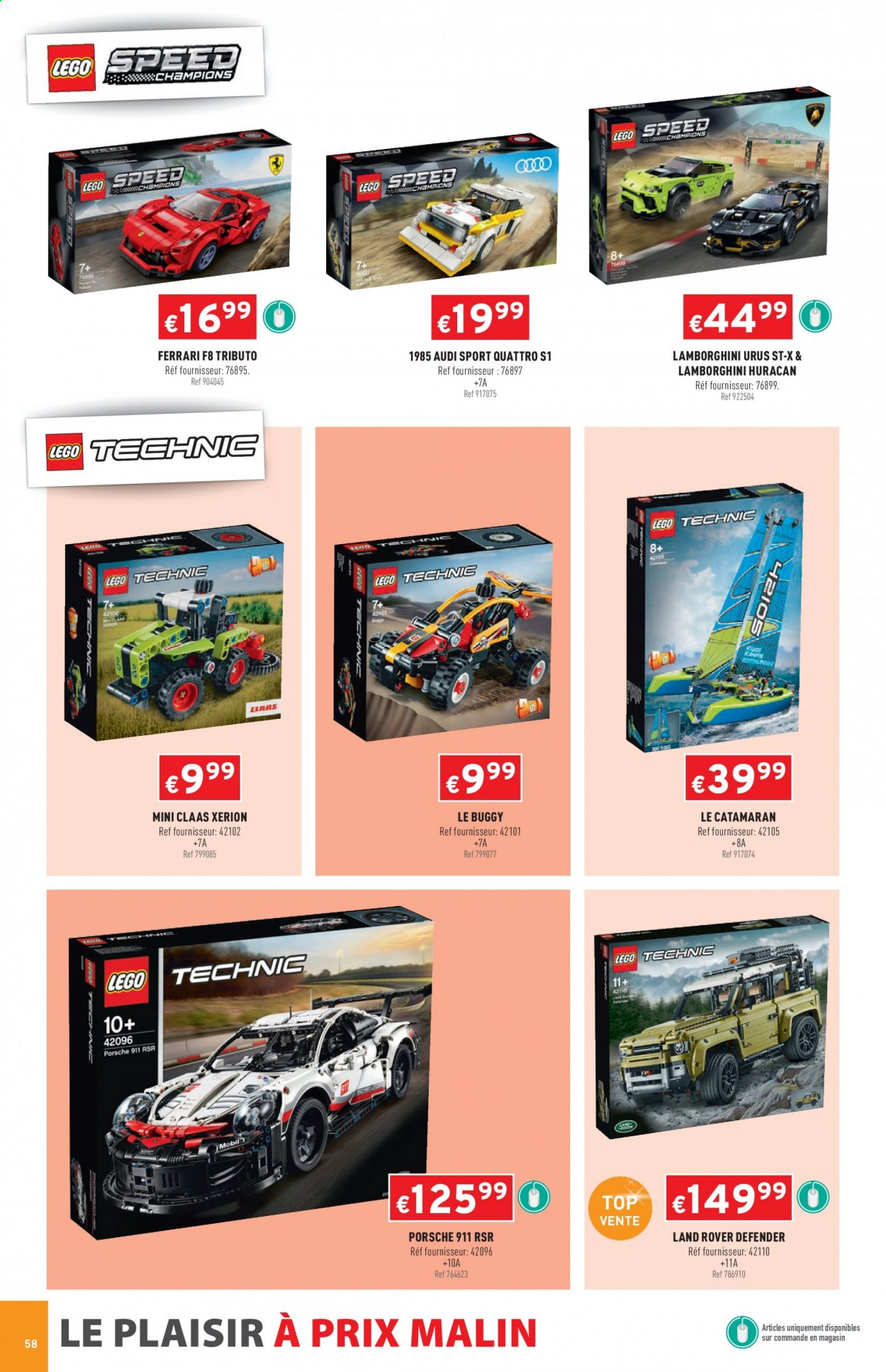 Catalogue Trafic - 12.10.2020 - 06.12.2020. Page 59.
