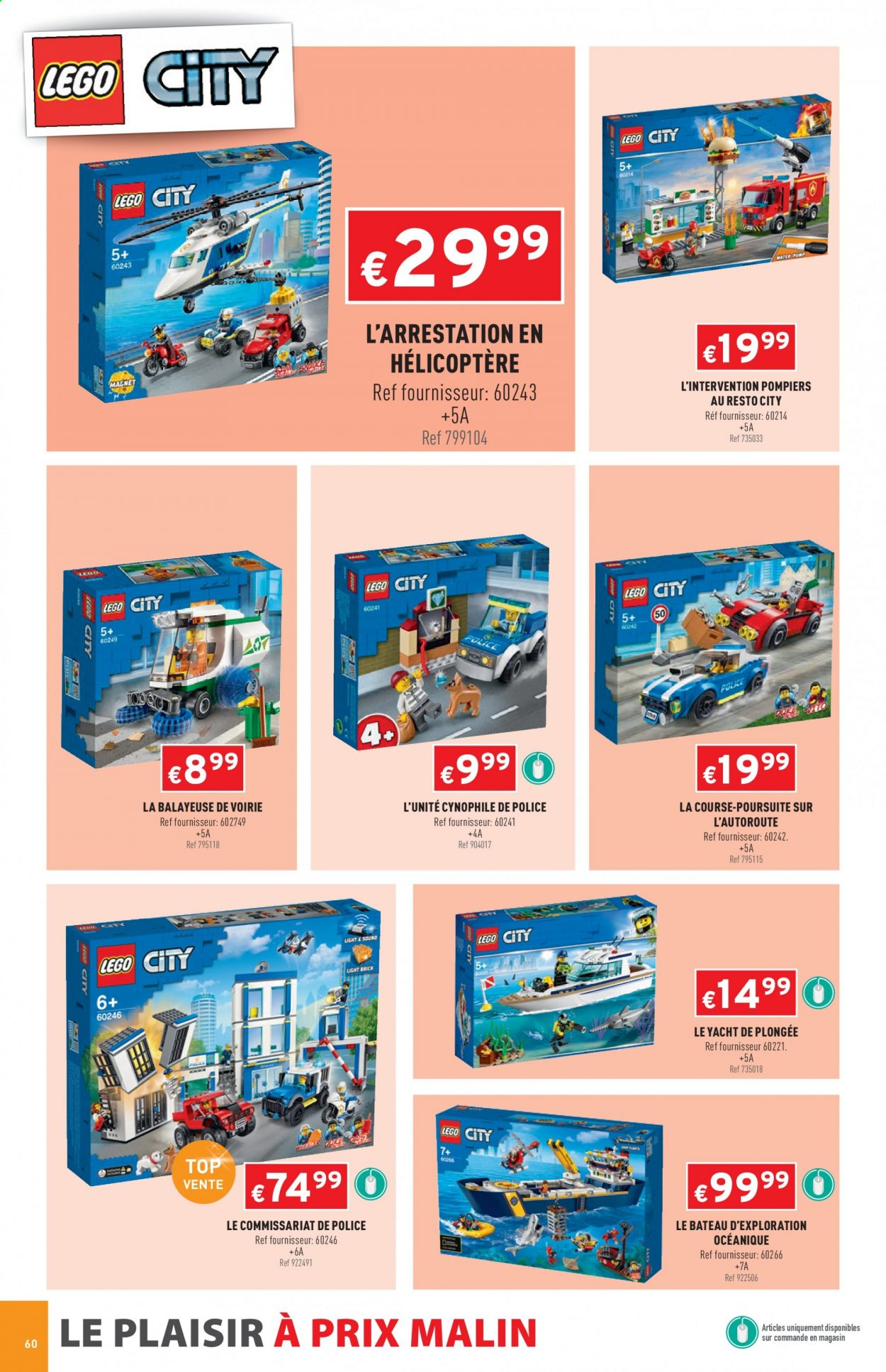 Catalogue Trafic - 12.10.2020 - 06.12.2020. Page 61.