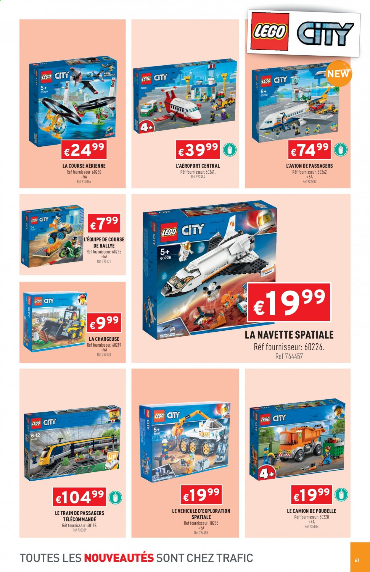 Catalogue Trafic - 12.10.2020 - 06.12.2020. Page 62.