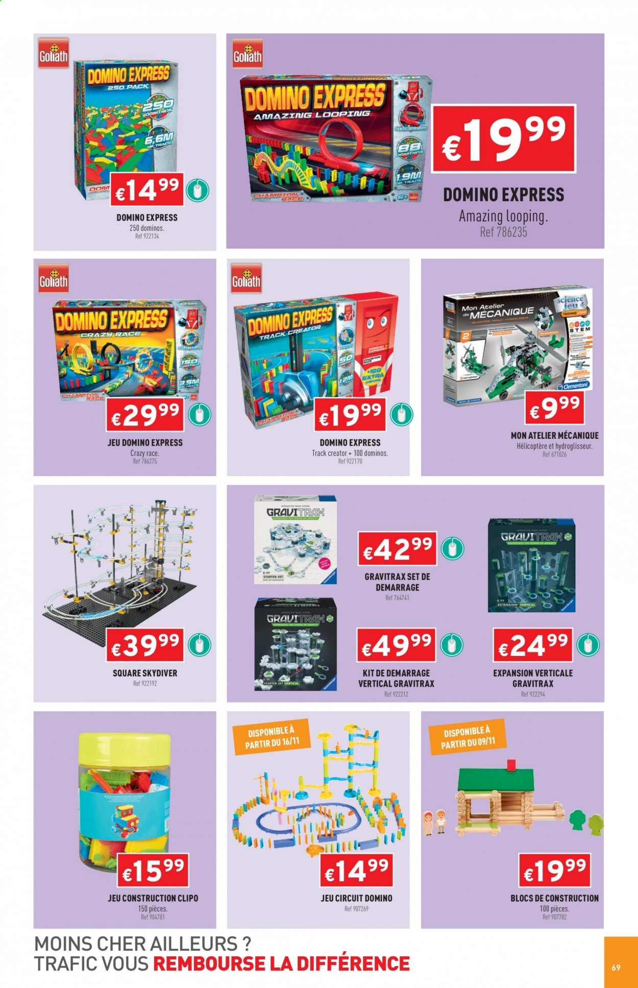 Catalogue Trafic - 12.10.2020 - 06.12.2020. Page 70.