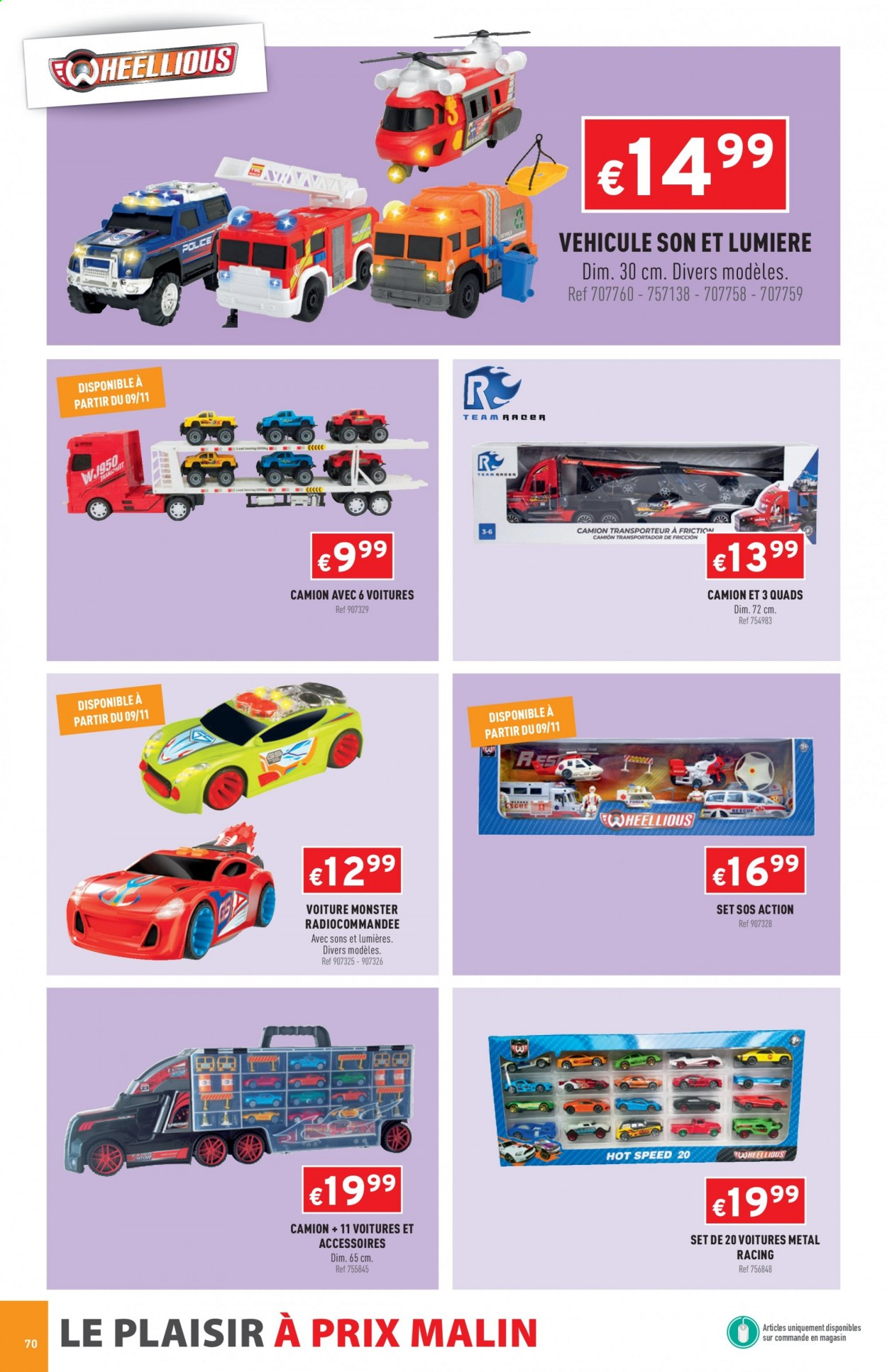 Catalogue Trafic - 12.10.2020 - 06.12.2020. Page 71.