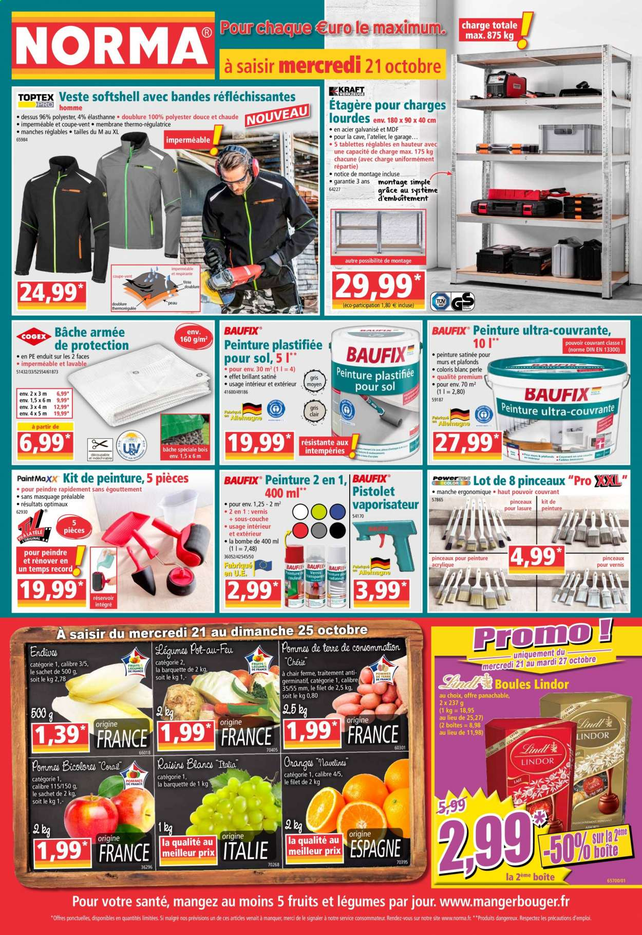 Catalogue Norma - 21.10.2020 - 27.10.2020. Page 1.