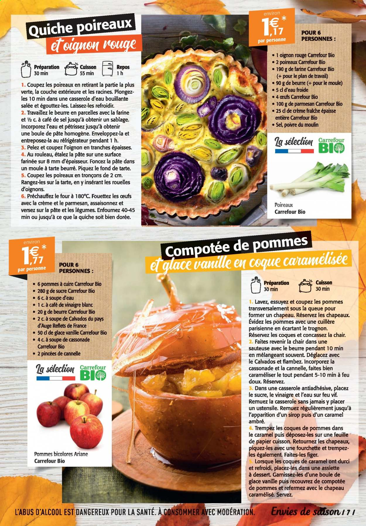 Catalogue Carrefour Contact - 17.10.2020 - 30.10.2020. Page 7.