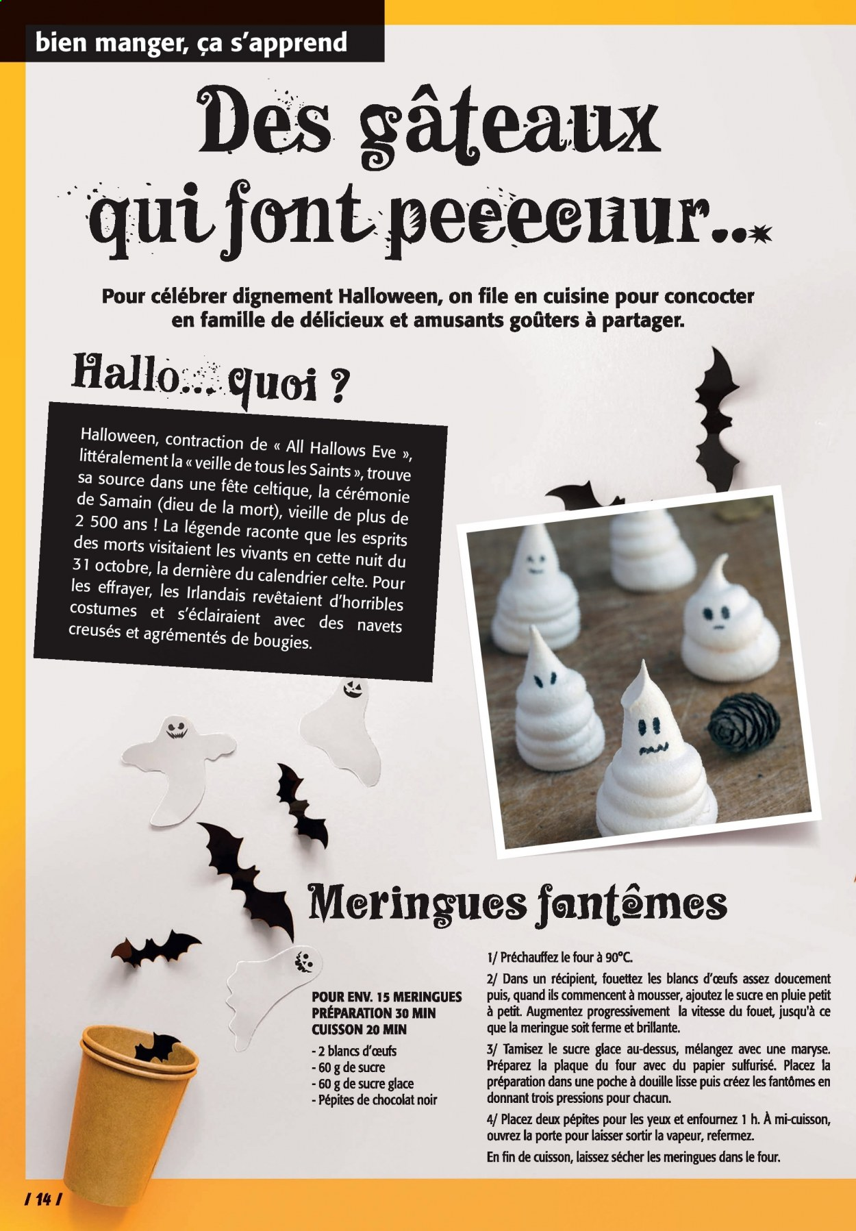 Catalogue Carrefour Contact - 17.10.2020 - 30.10.2020. Page 14.
