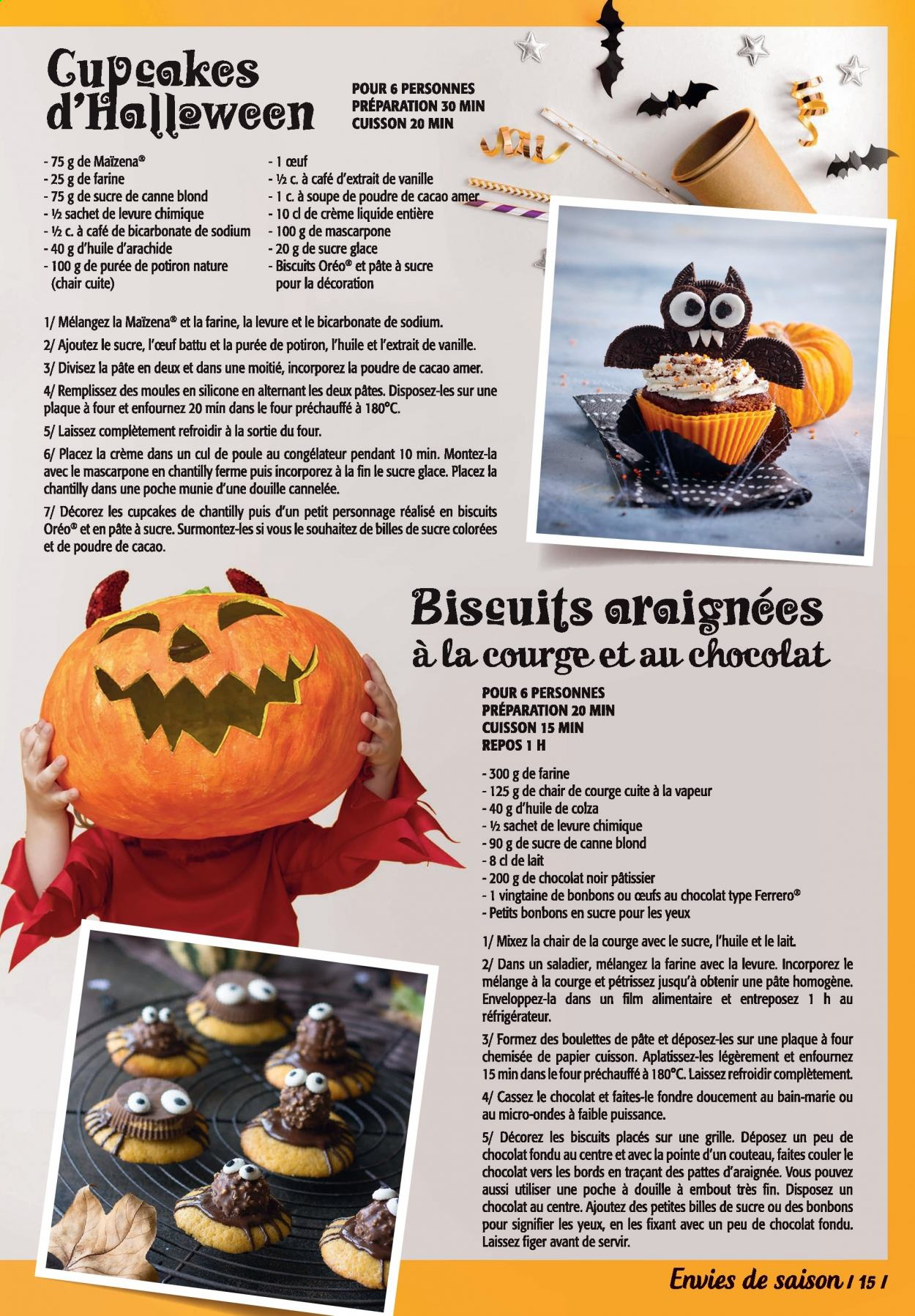 Catalogue Carrefour Contact - 17.10.2020 - 30.10.2020. Page 15.