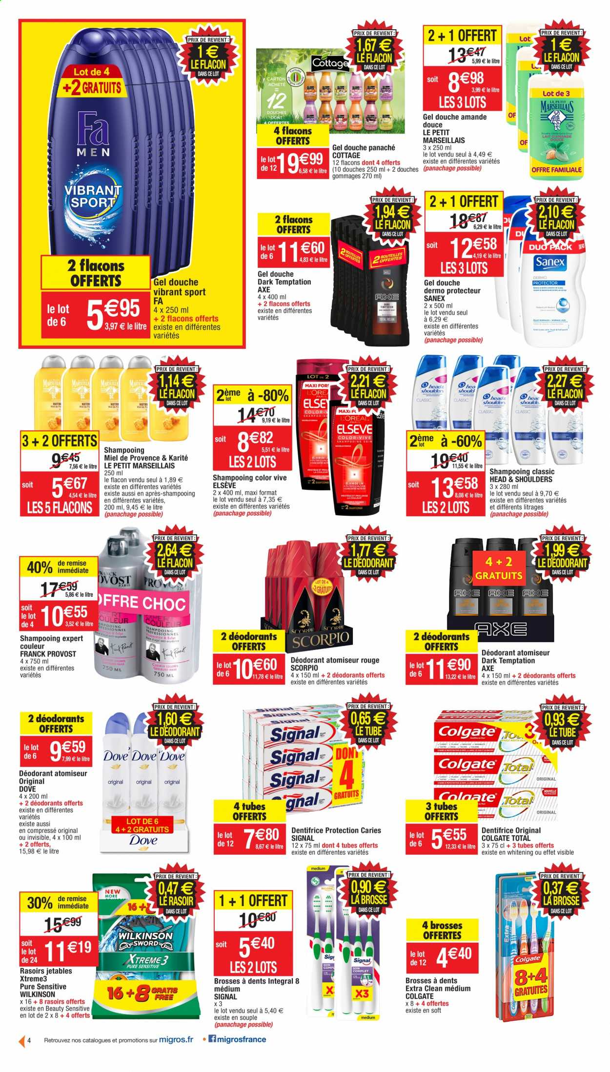 Catalogue Migros France - 20.10.2020 - 01.11.2020. Page 4.