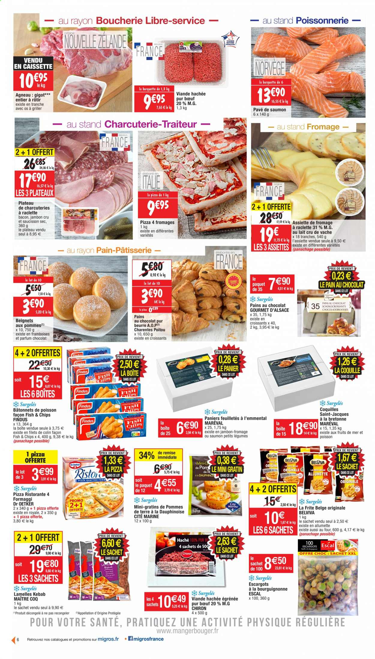 Catalogue Migros France - 20.10.2020 - 01.11.2020. Page 6.