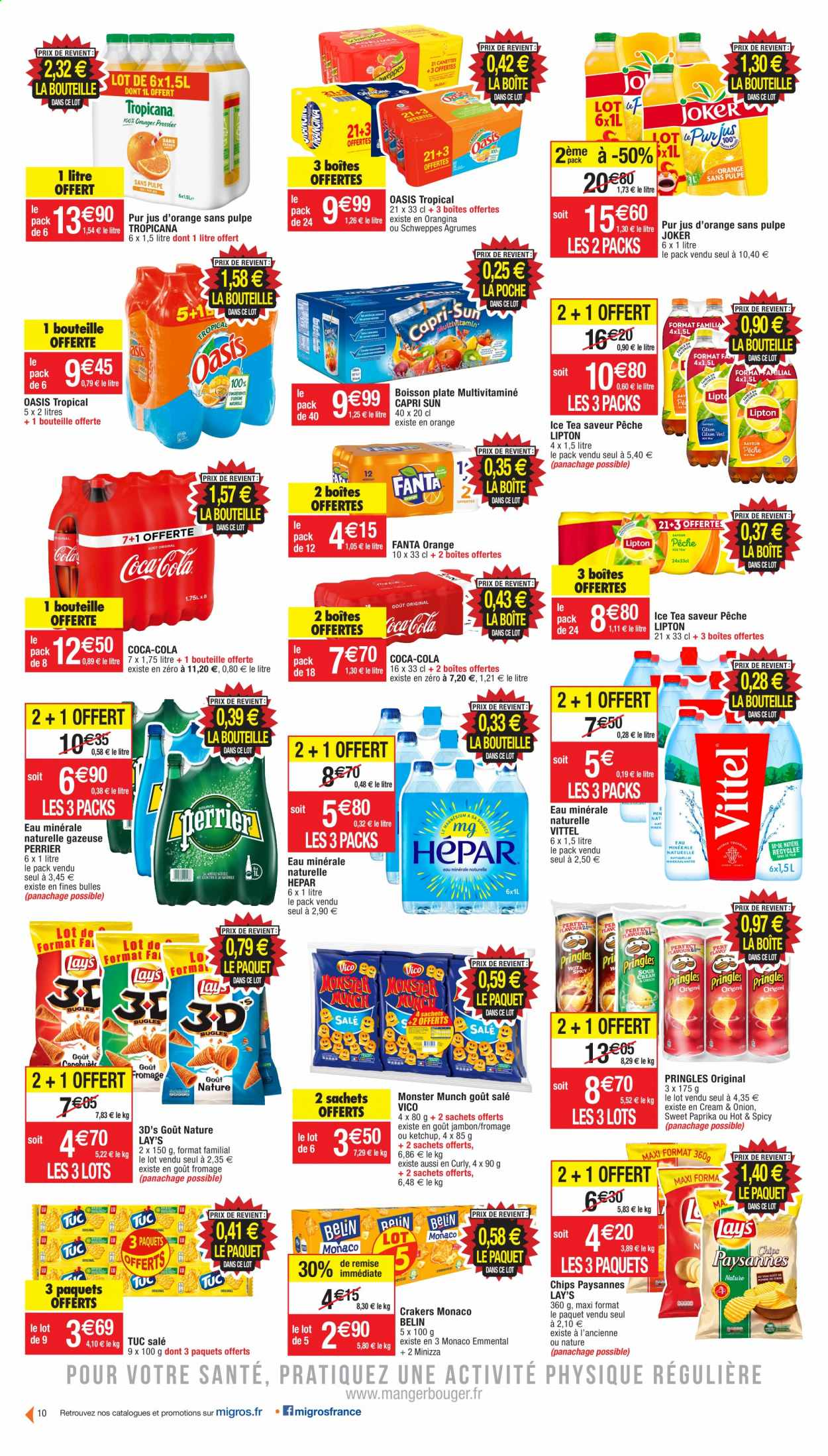 Catalogue Migros France - 20.10.2020 - 01.11.2020. Page 10.