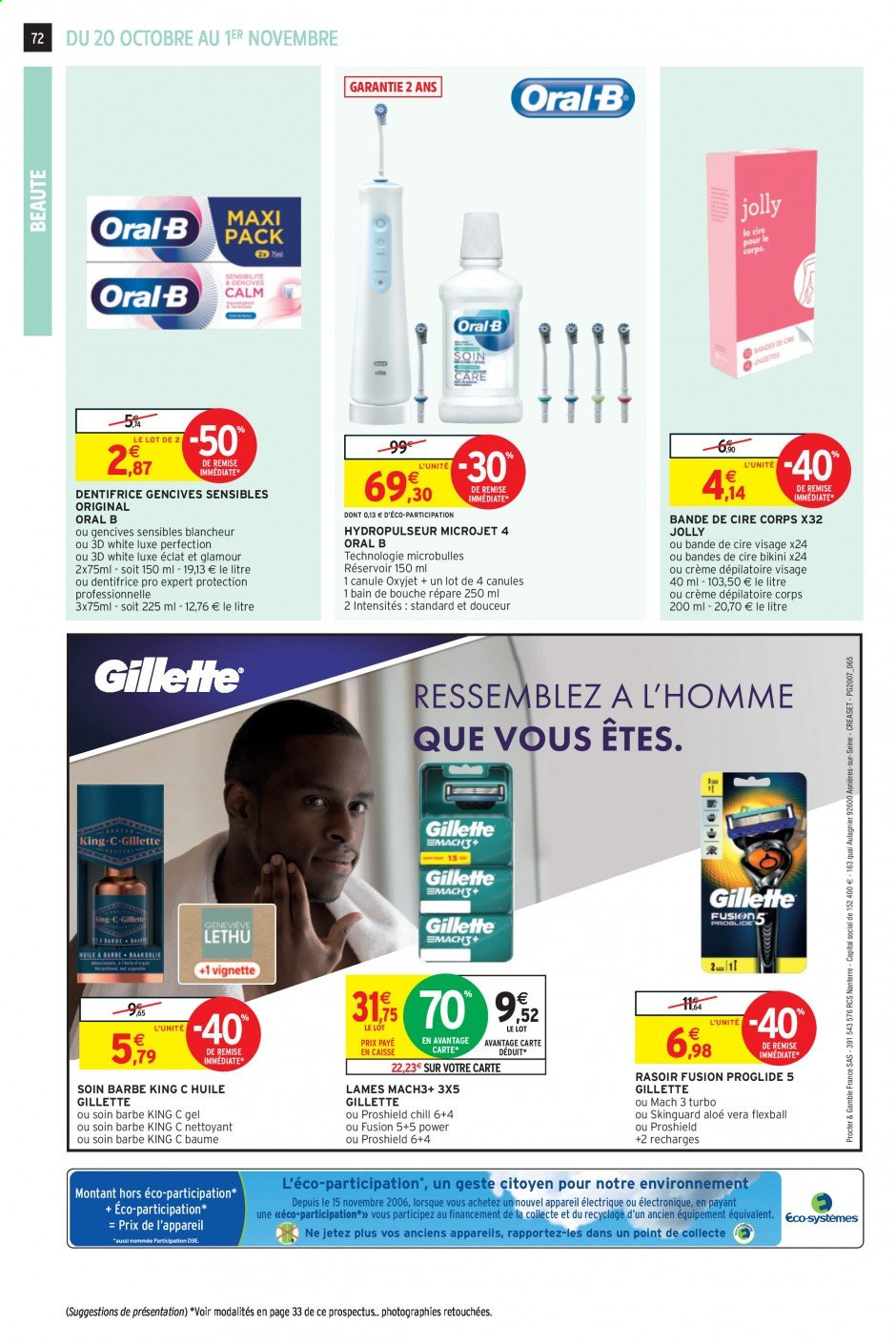 Catalogue Intermarché Hyper - 20.10.2020 - 01.11.2020. Page 72.