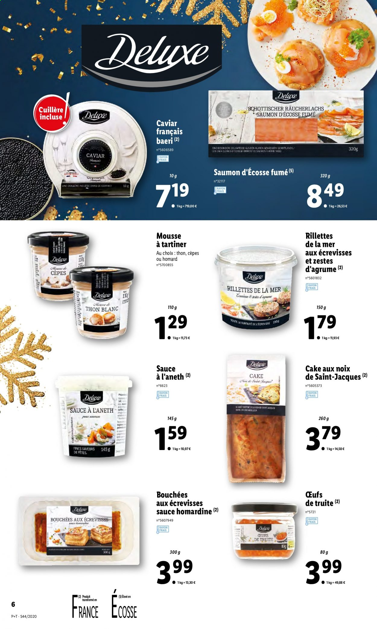 Catalogue Lidl - 28.10.2020 - 03.11.2020. Page 6.