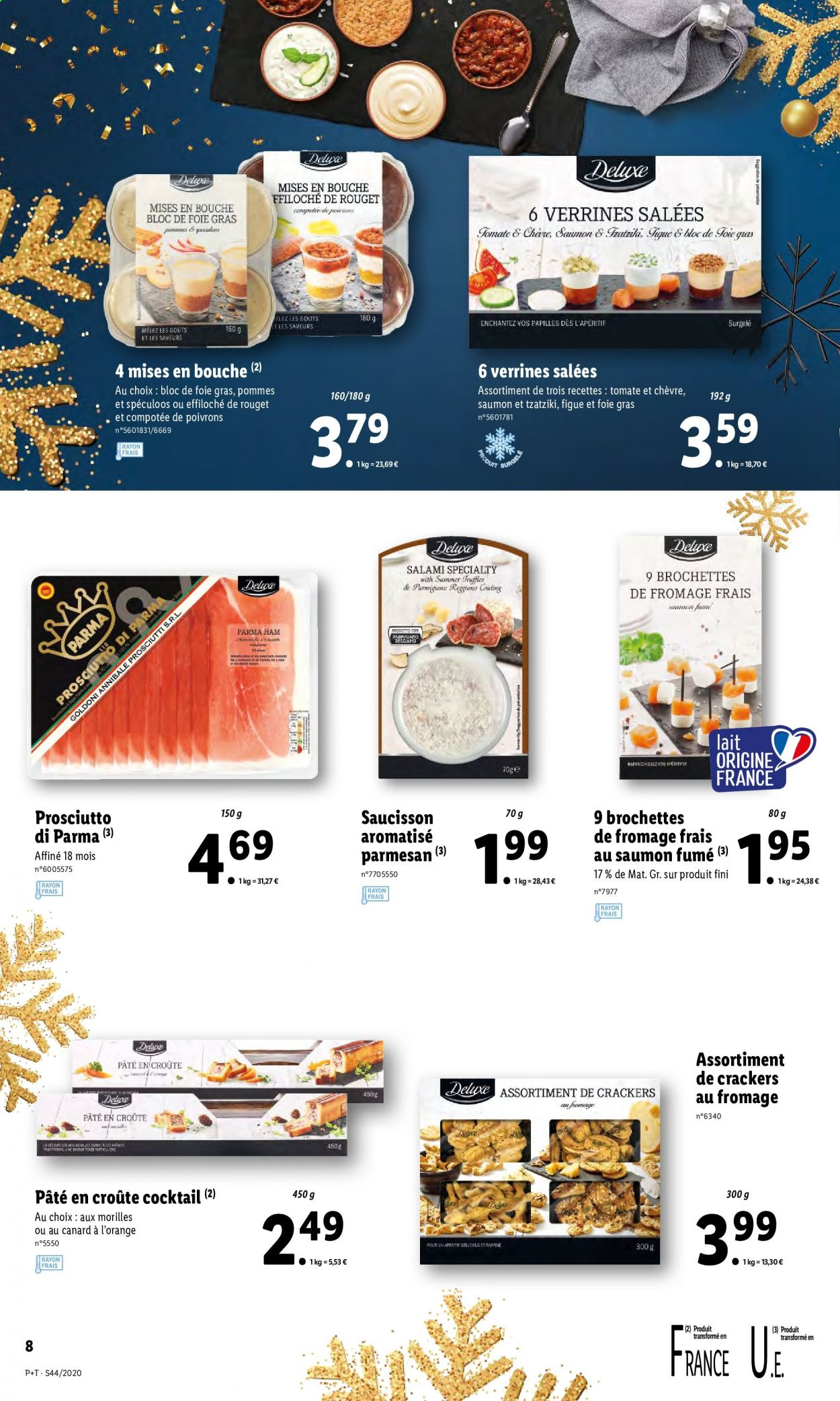 Catalogue Lidl - 28.10.2020 - 03.11.2020. Page 8.