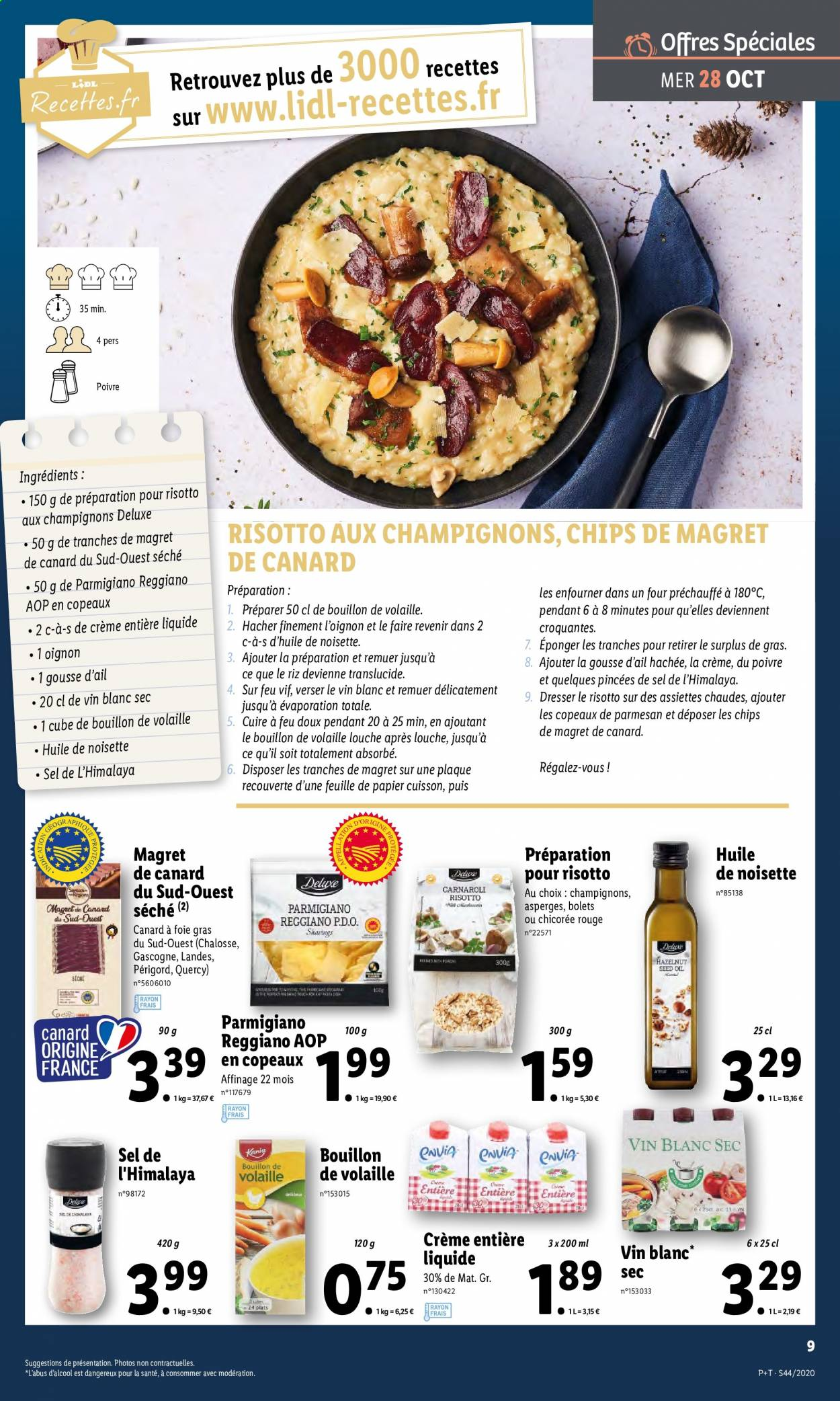 Catalogue Lidl - 28.10.2020 - 03.11.2020. Page 9.