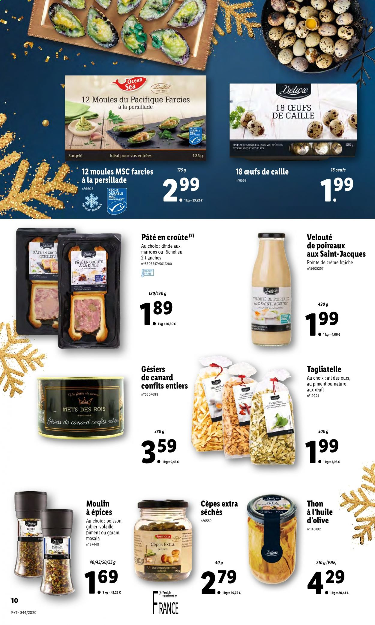 Catalogue Lidl - 28.10.2020 - 03.11.2020. Page 10.